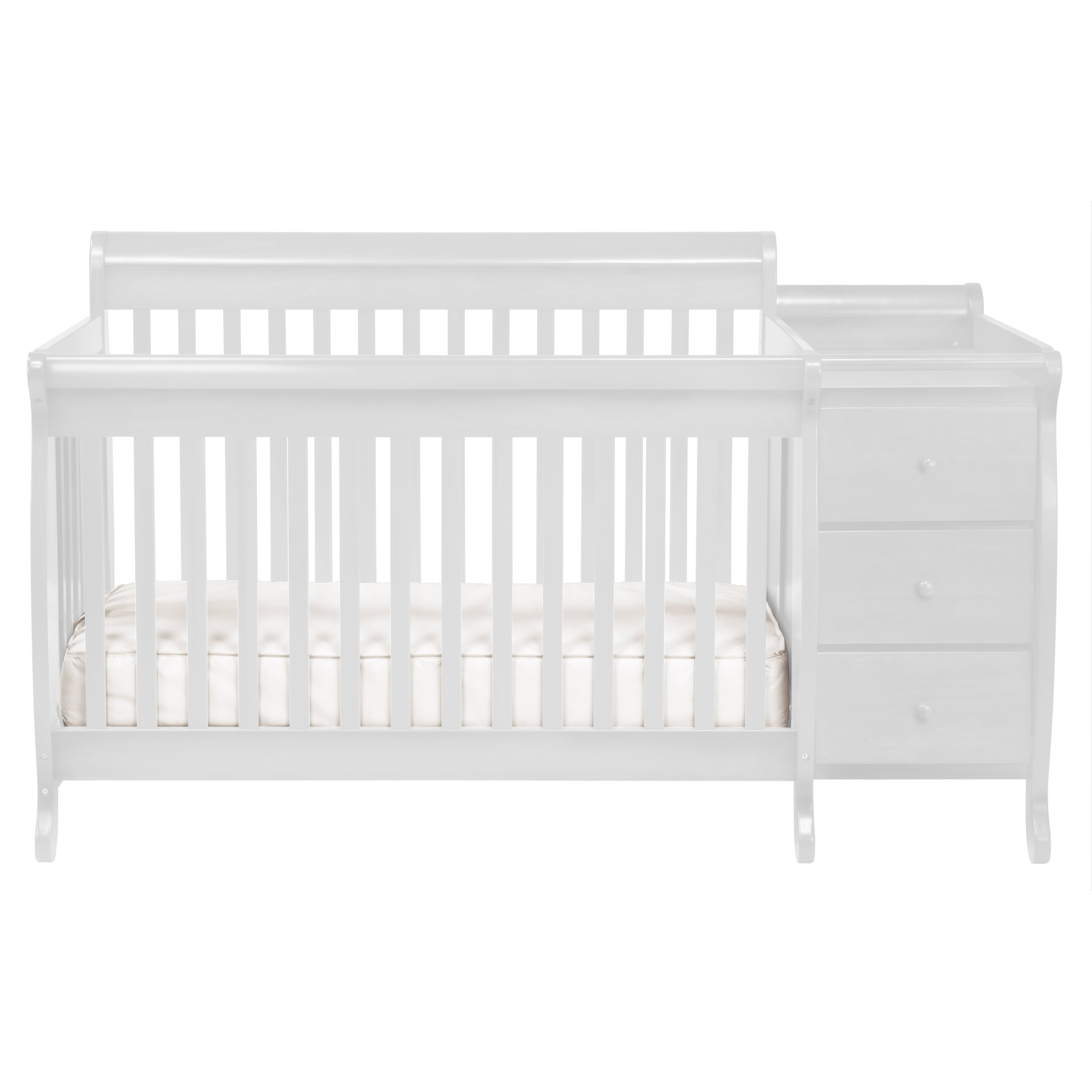 Davinci Kalani Crib And Changer Combo Convertible Crib