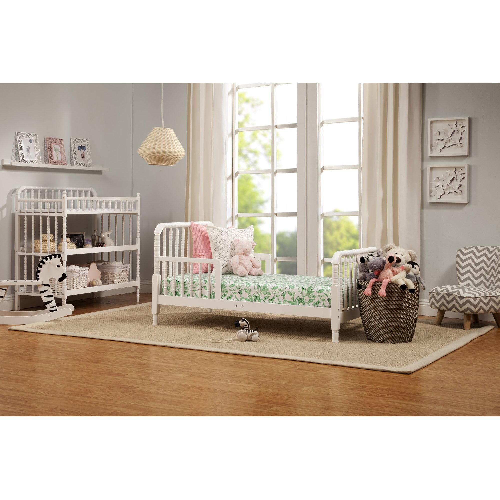DaVinci Jenny Lind Toddler Slat Bed Amp Reviews