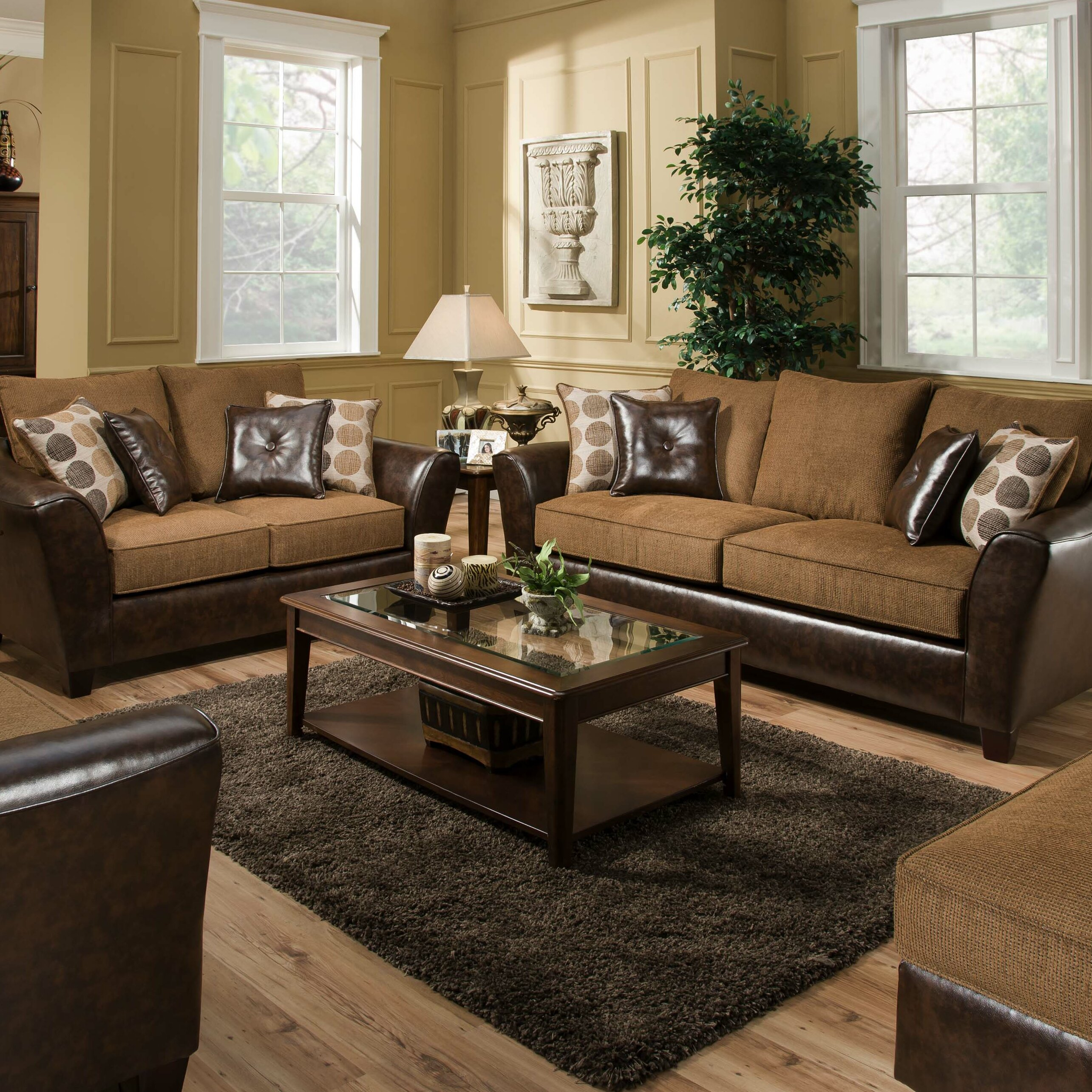 American Furniture Richmond Living Room Collection Wayfair