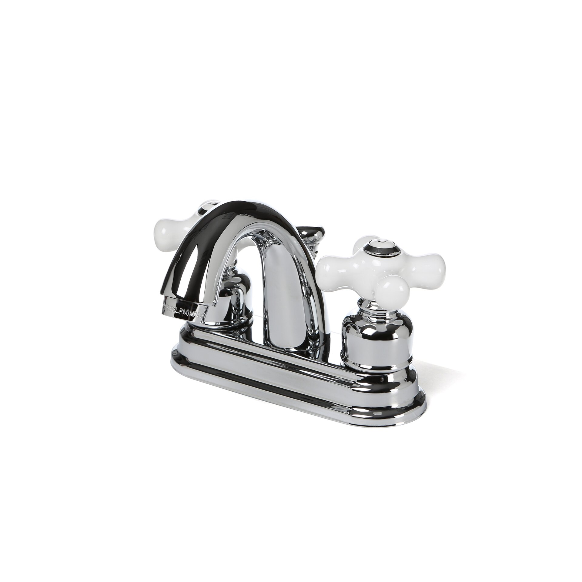 cross handle bathroom sink faucet elements of design chicago centerset bathroom sink faucet 23038