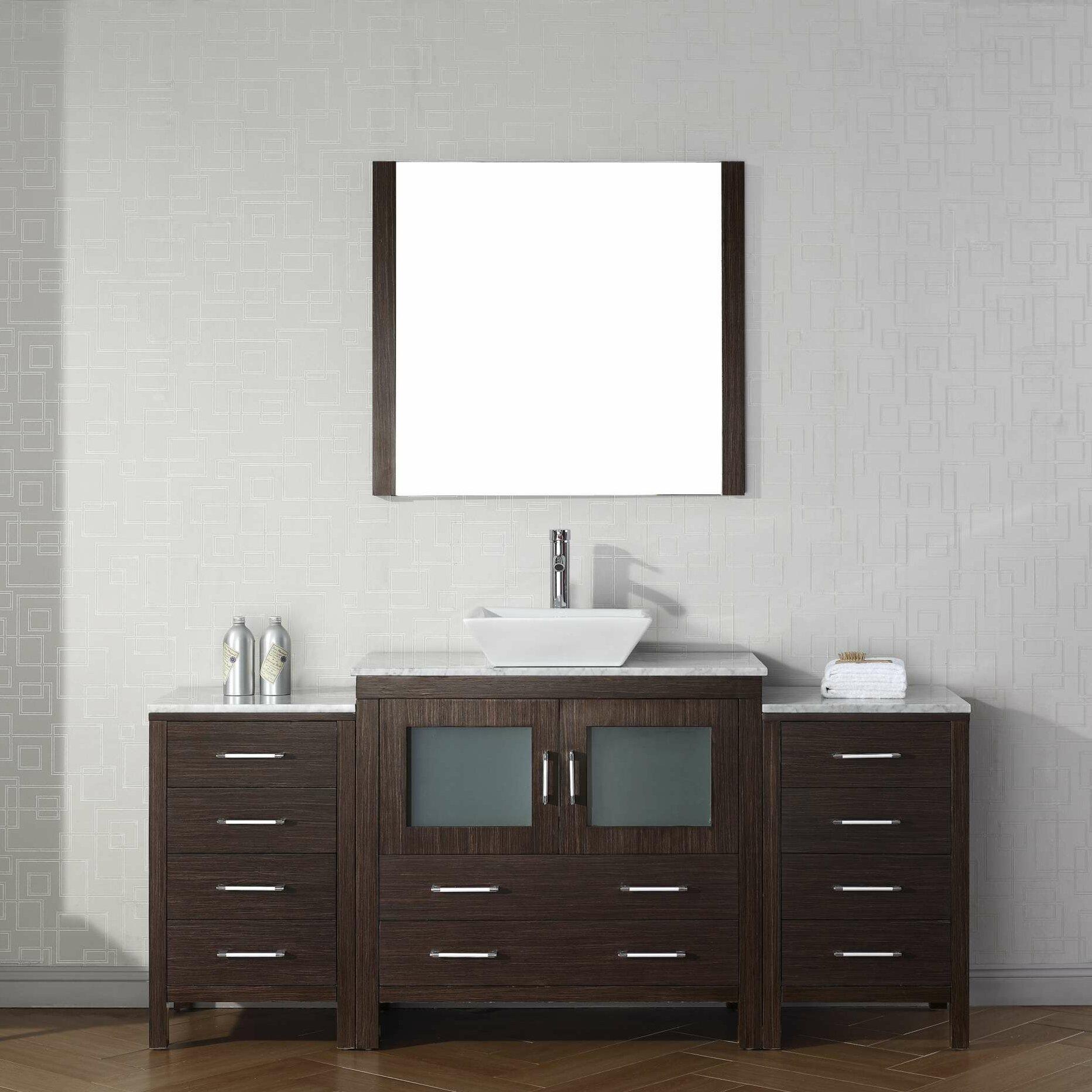 Virtu Dior 68 Single Bathroom Vanity Set Wayfair