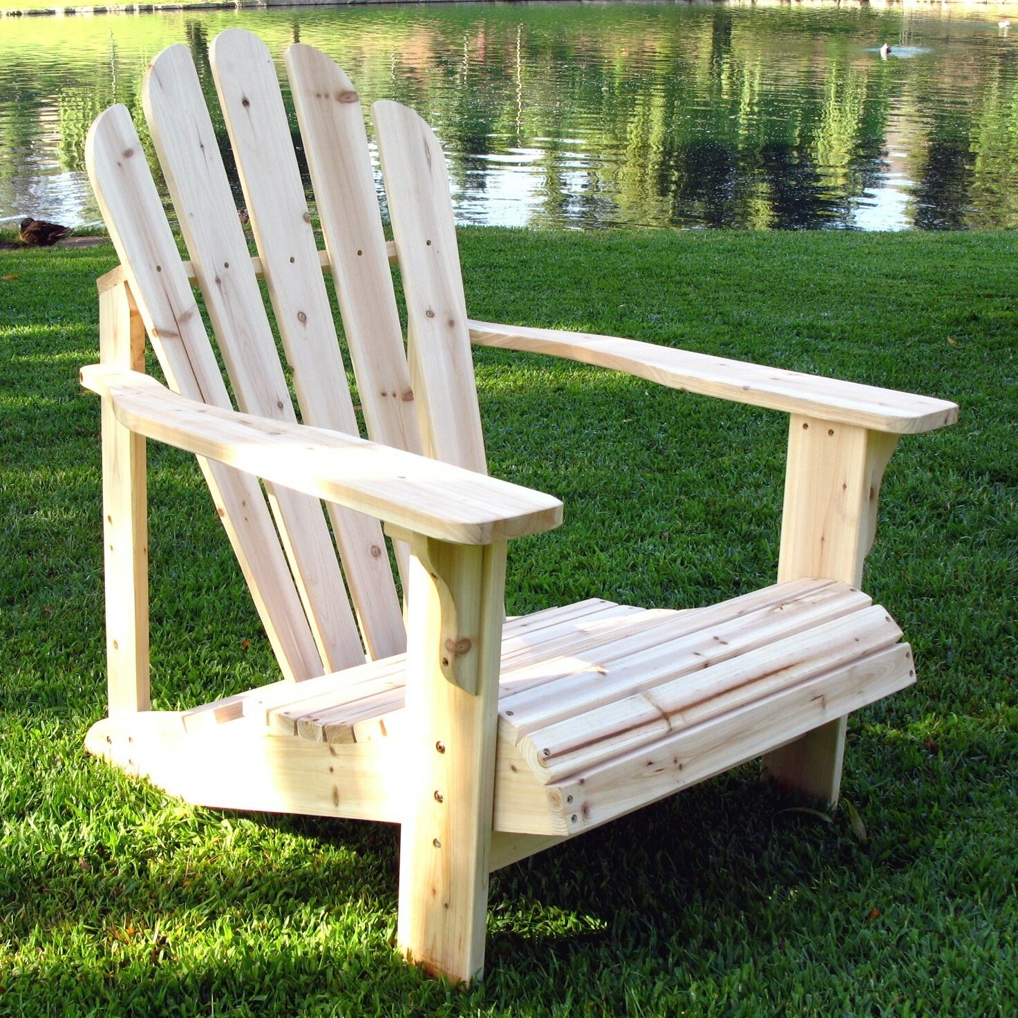 Shine Company Inc Westport Adirondack Chair Reviews Wayfair