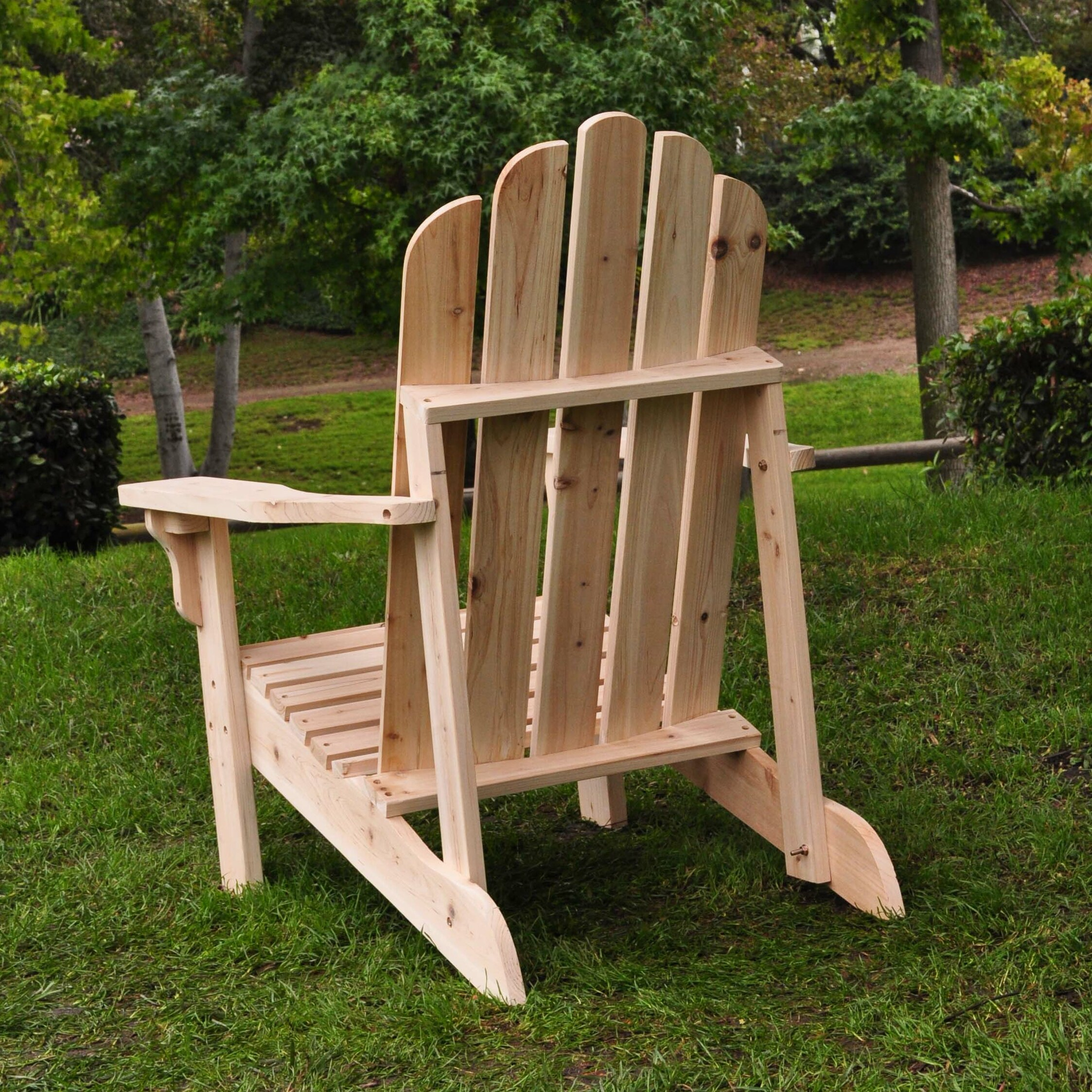 Shine company inc marina adirondack chair reviews wayfair - Patterns for adirondack chairs ...
