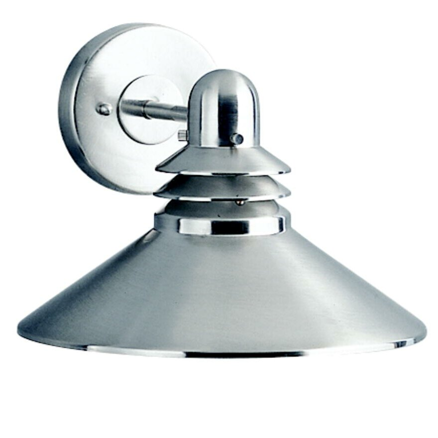 Kichler Grenoble 1 Light Outdoor Sconce Reviews