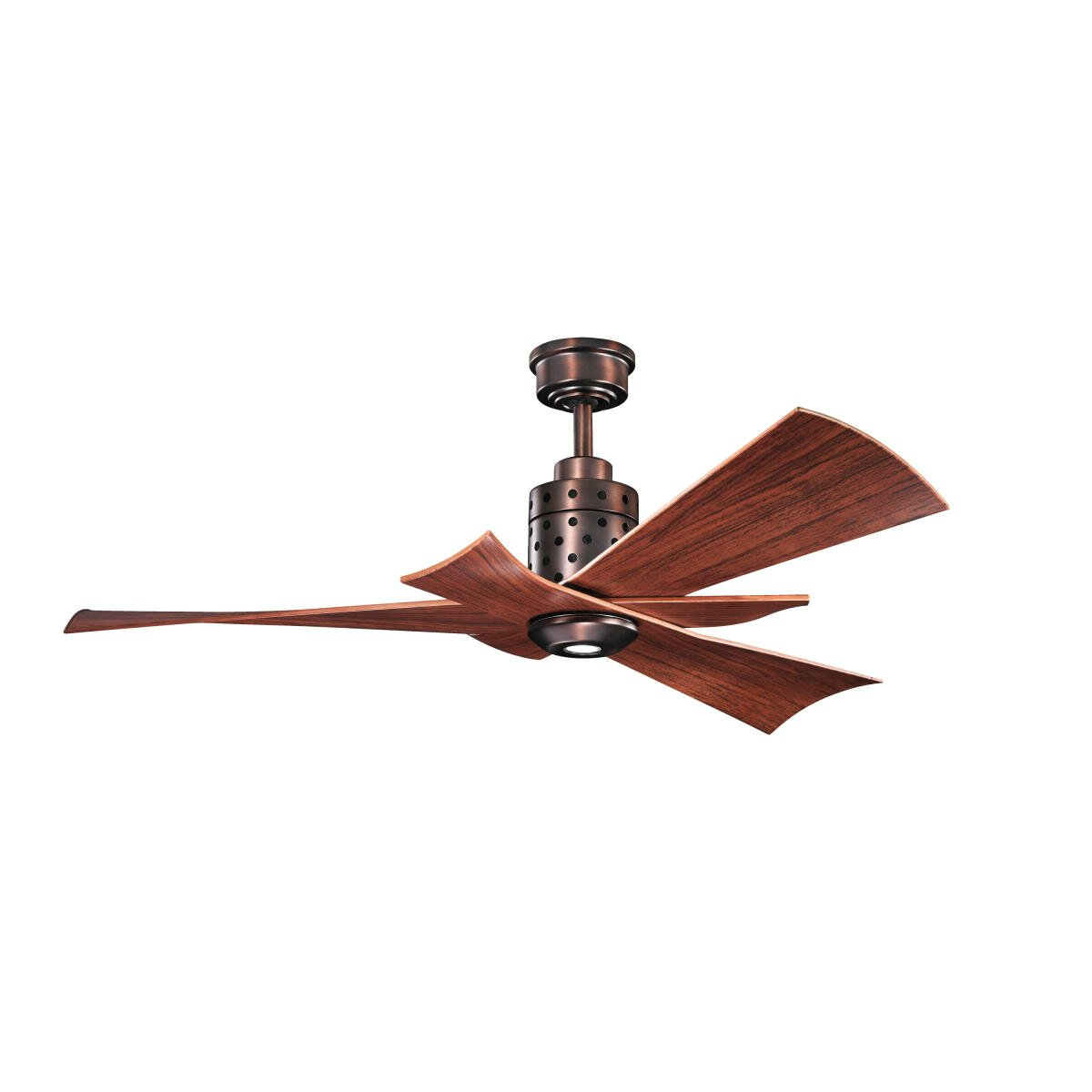 kichler ceiling fans kichler 56 quot frey 5 blade ceiling fan amp reviews wayfair ca 10163