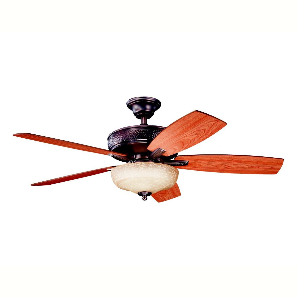 Kichler 52 Quot Monarch Ii Select Ceiling Fan Amp Reviews Wayfair