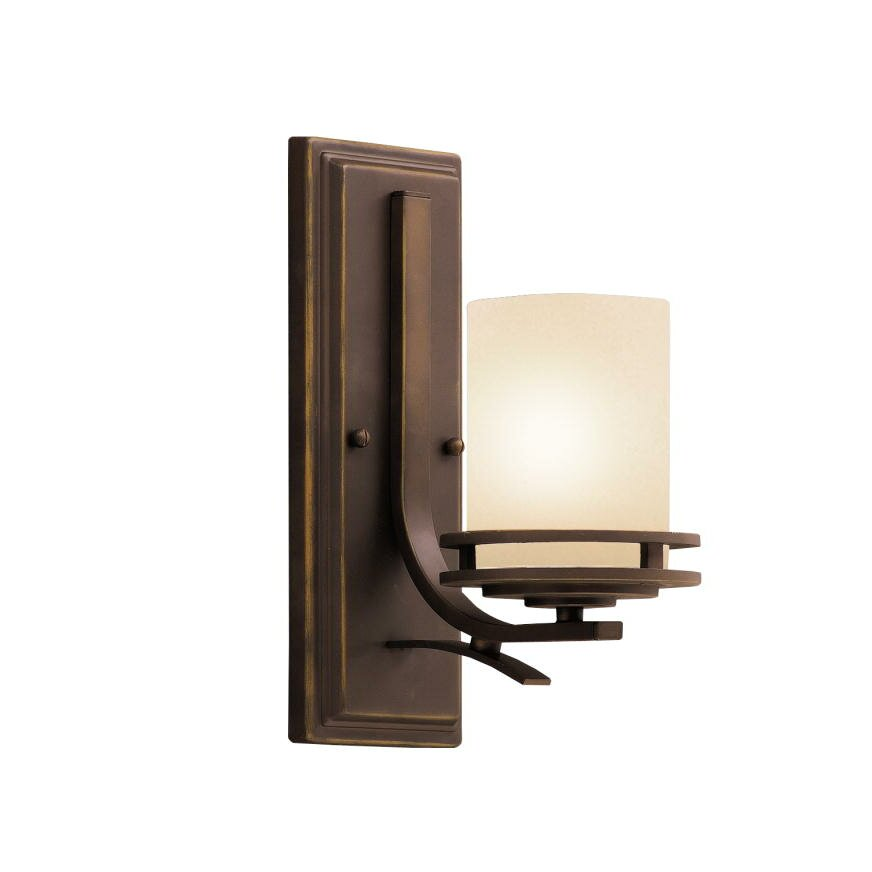 Wall Sconces Kichler : Kichler Hendrik 1 Light Wall Sconce & Reviews Wayfair