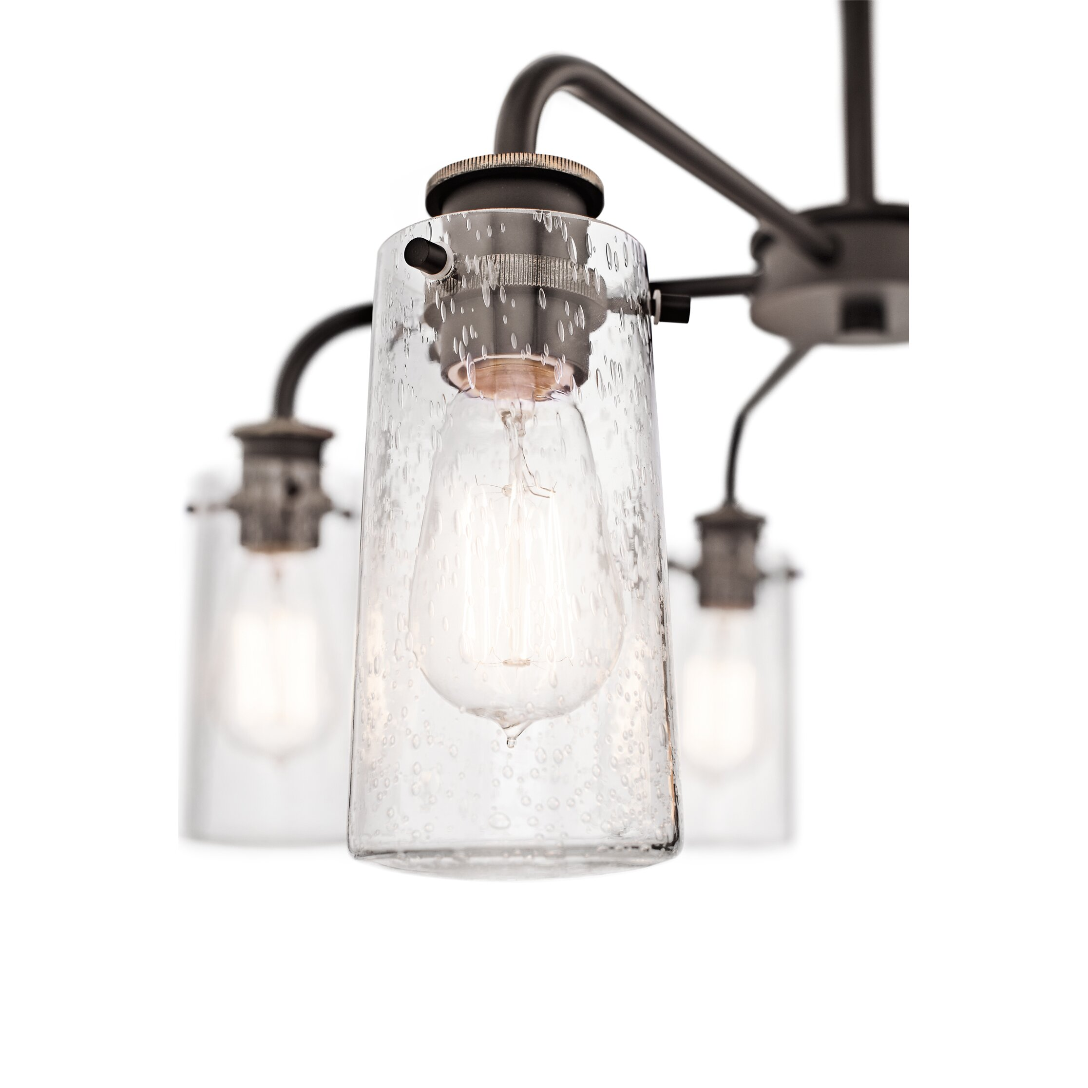 Kitchler: Kichler Braelyn 5 Light Chandelier & Reviews
