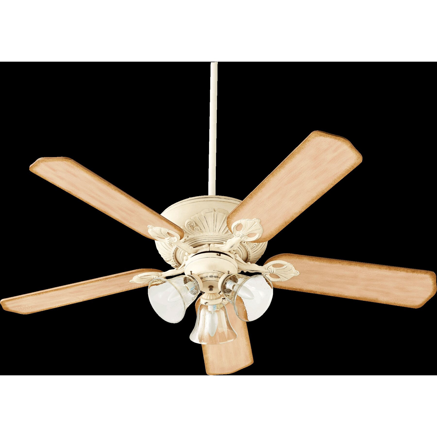 Quorum 52 Chateaux 5 Blade Ceiling Fan Amp Reviews