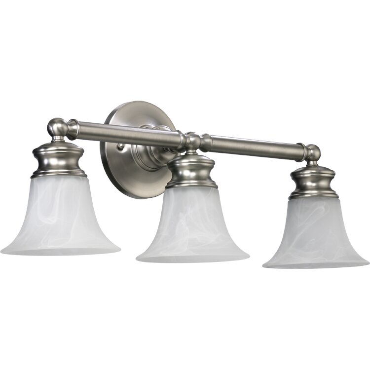 Quorum Vanity Lights : Quorum Madison 3 Light Vanity Light & Reviews Wayfair.ca
