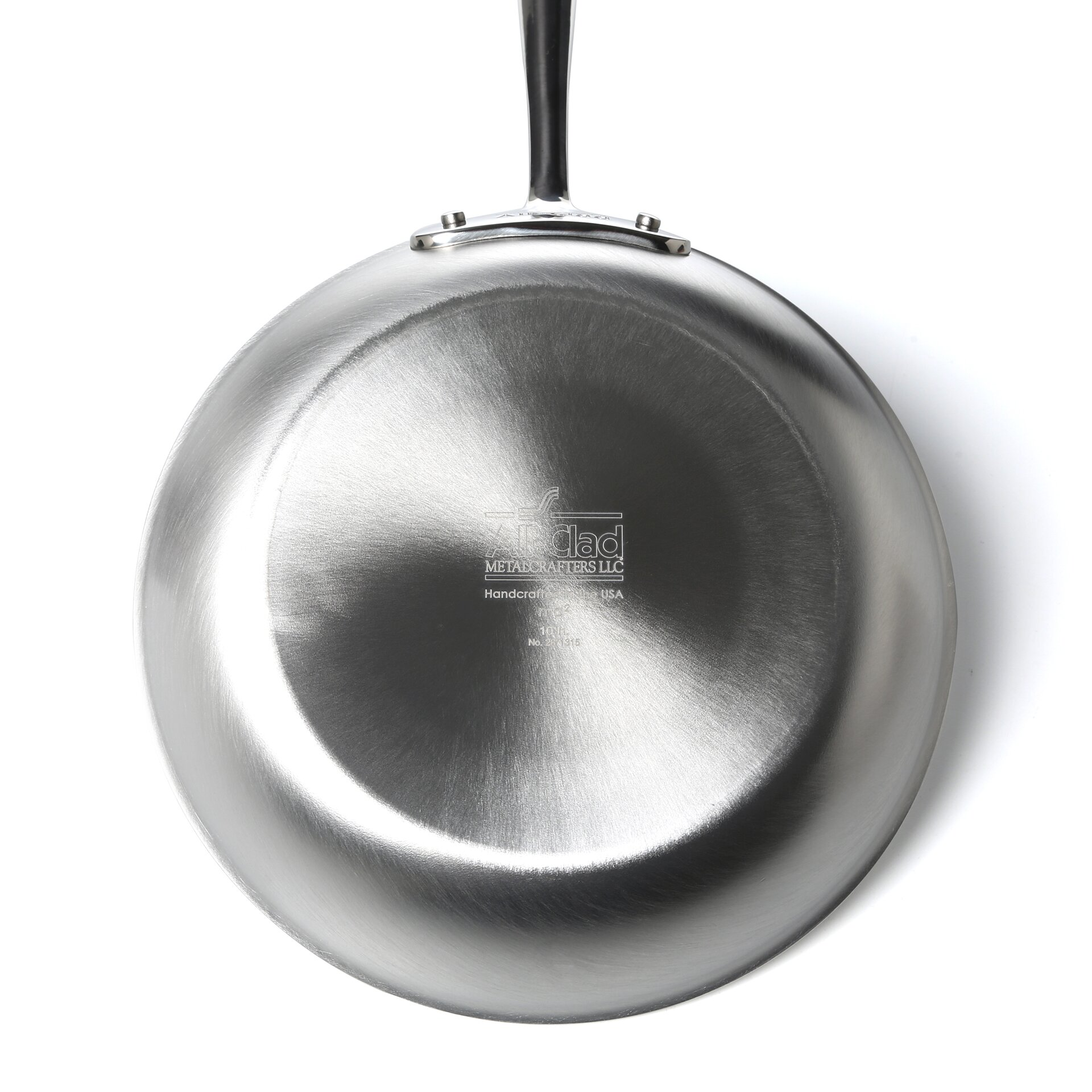 All Clad Master Chef 2 Frying Pan Amp Reviews Wayfair