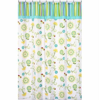 Sweet jojo designs layla cotton shower curtain reviews for Sweet jojo designs bathroom