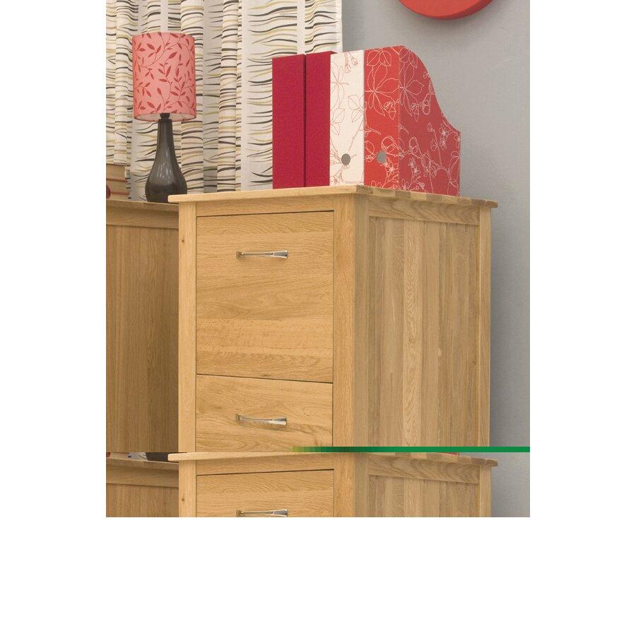 baumhaus mobel oak 2 drawer vertical filing cabinet baumhaus mobel oak 2