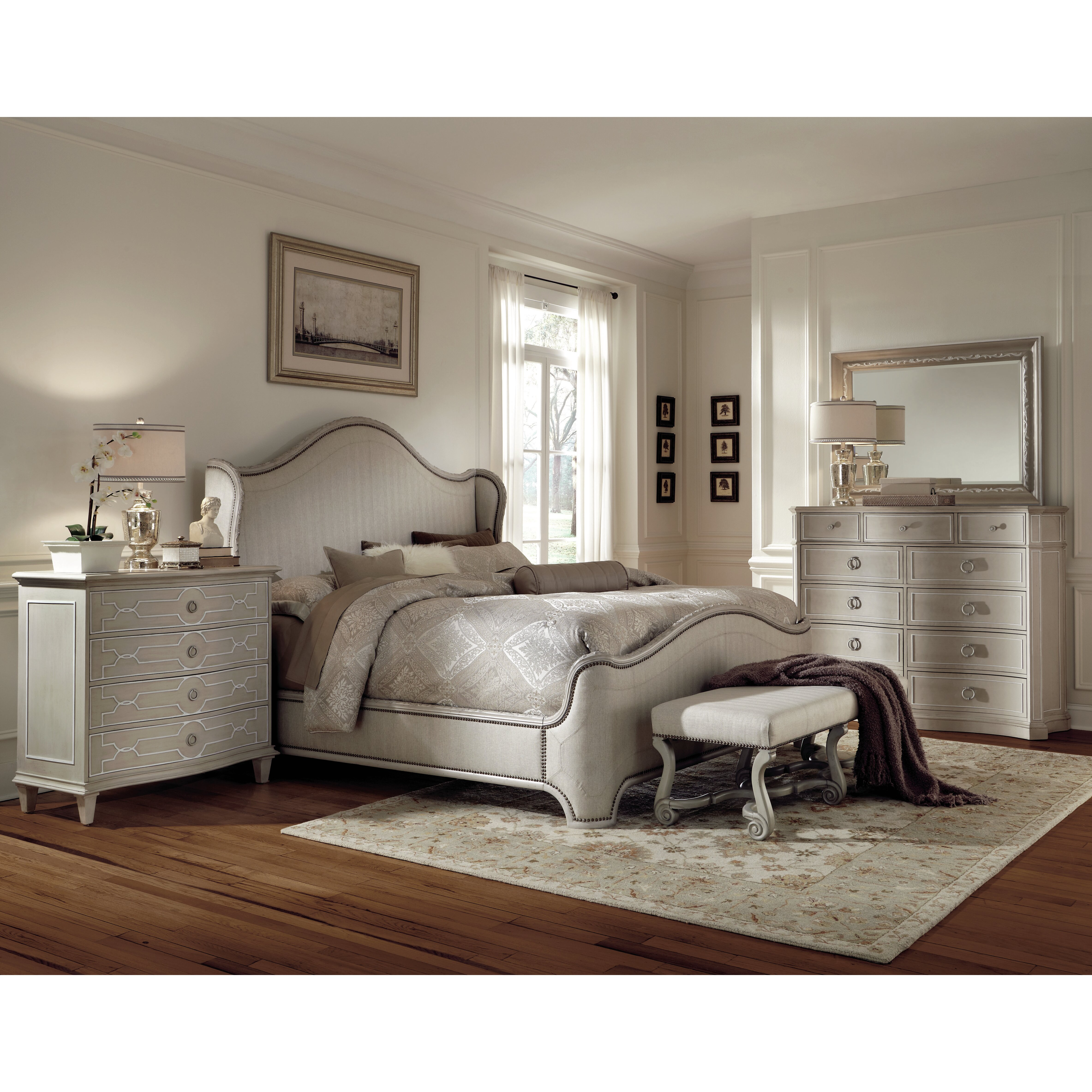 A R T Chateaux Panel Customizable Bedroom Set Reviews Wayfair