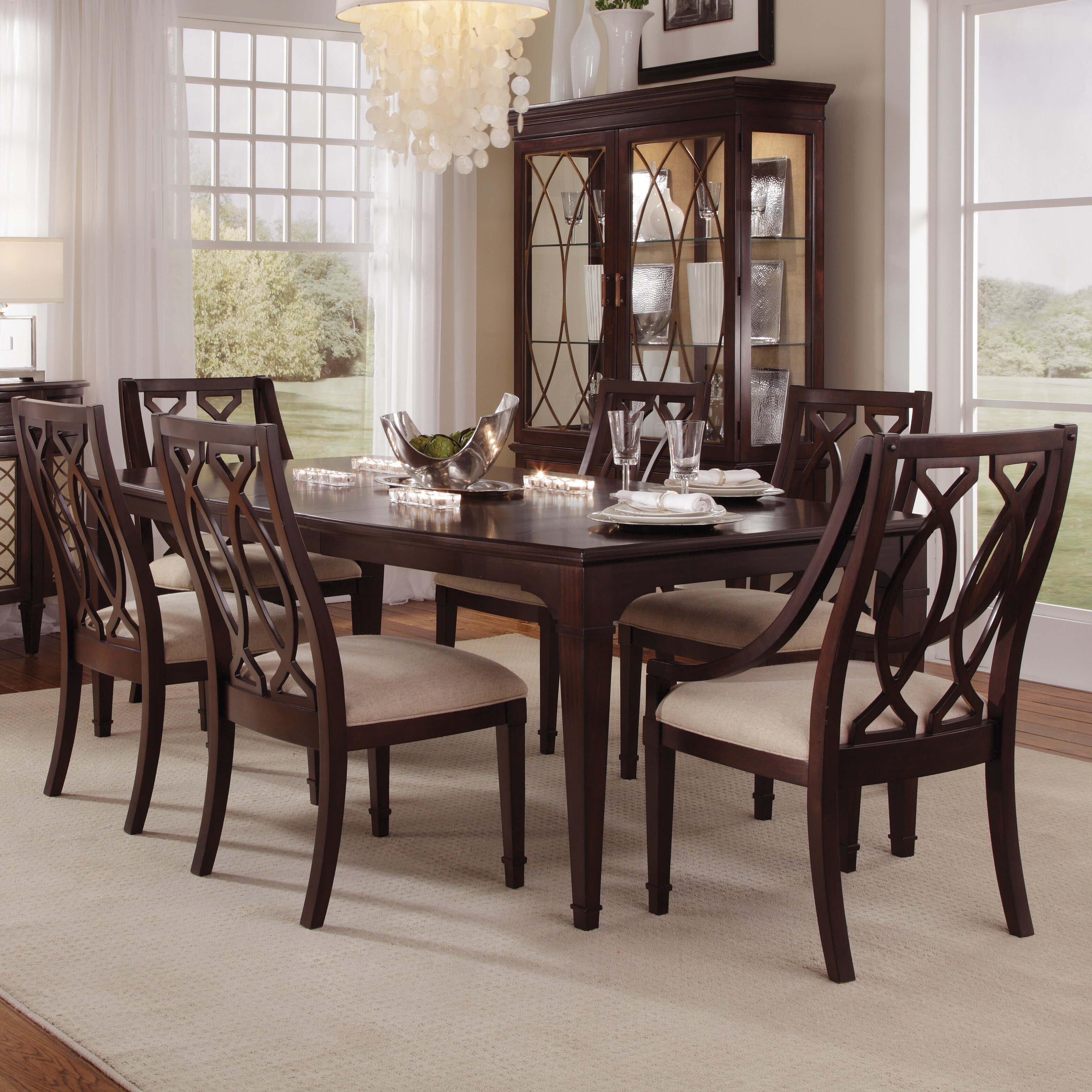 A r t intrigue dining table wayfair for A r t dining table