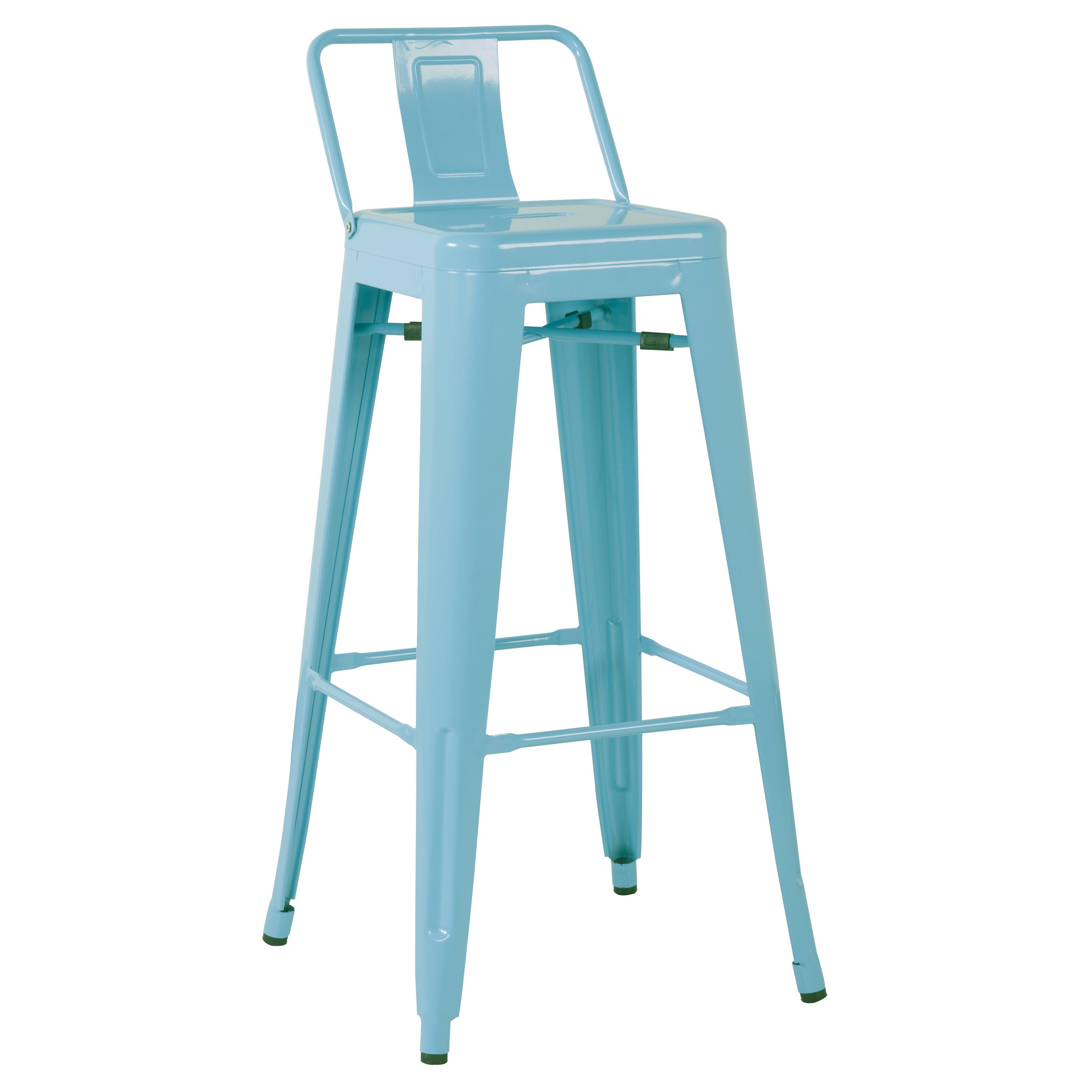 chintaly alfresco 30 bar stool reviews wayfair. Black Bedroom Furniture Sets. Home Design Ideas