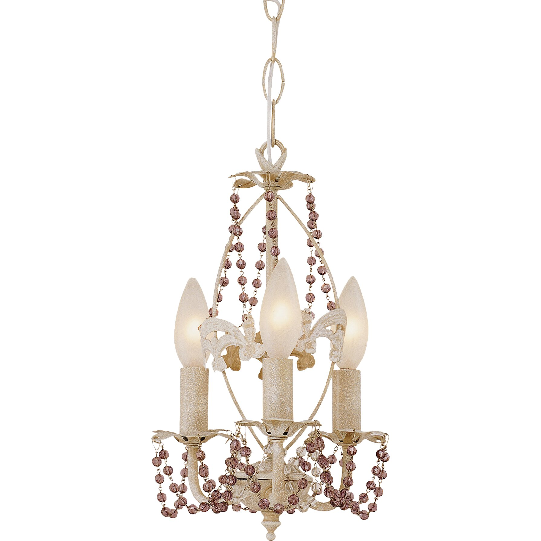 Dining Room Candle Chandelier Transglobe Lighting Crystal Flair 3 Light Mini Chandelier