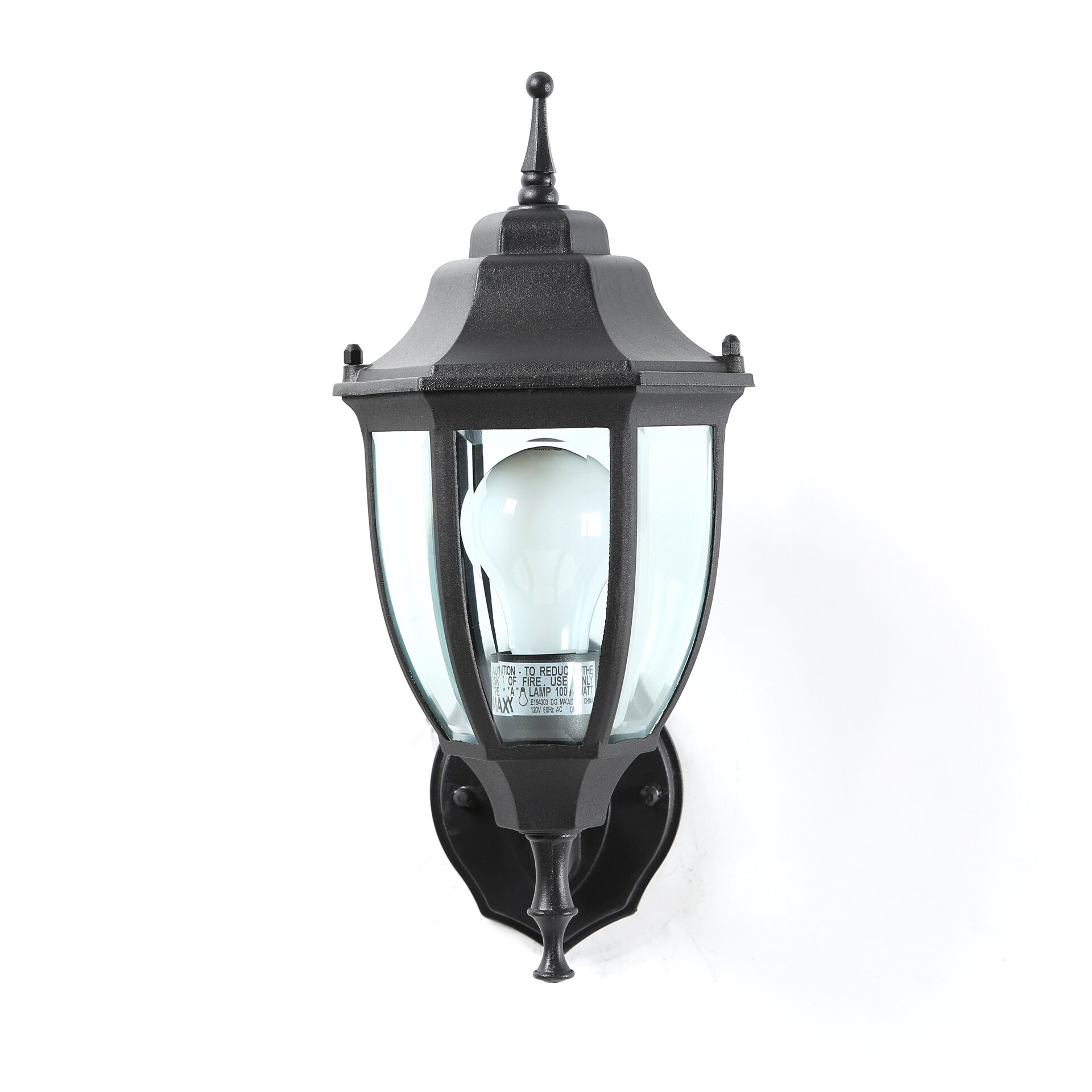 Wayfair Lights: TransGlobe Lighting 1 Light Outdoor Sconce & Reviews