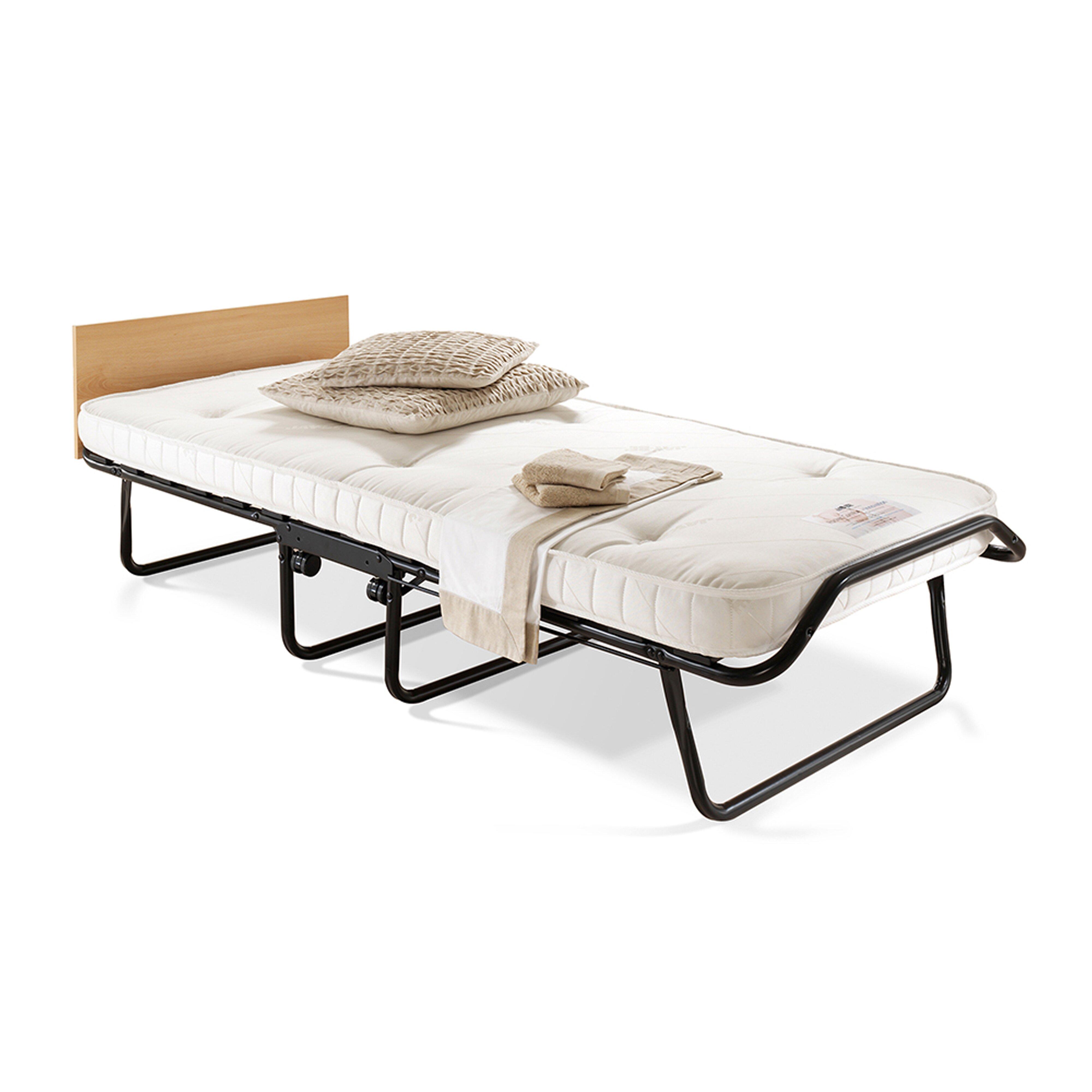 Folding Beds Reviews : Jay be royal pocket sprung folding bed reviews wayfair uk