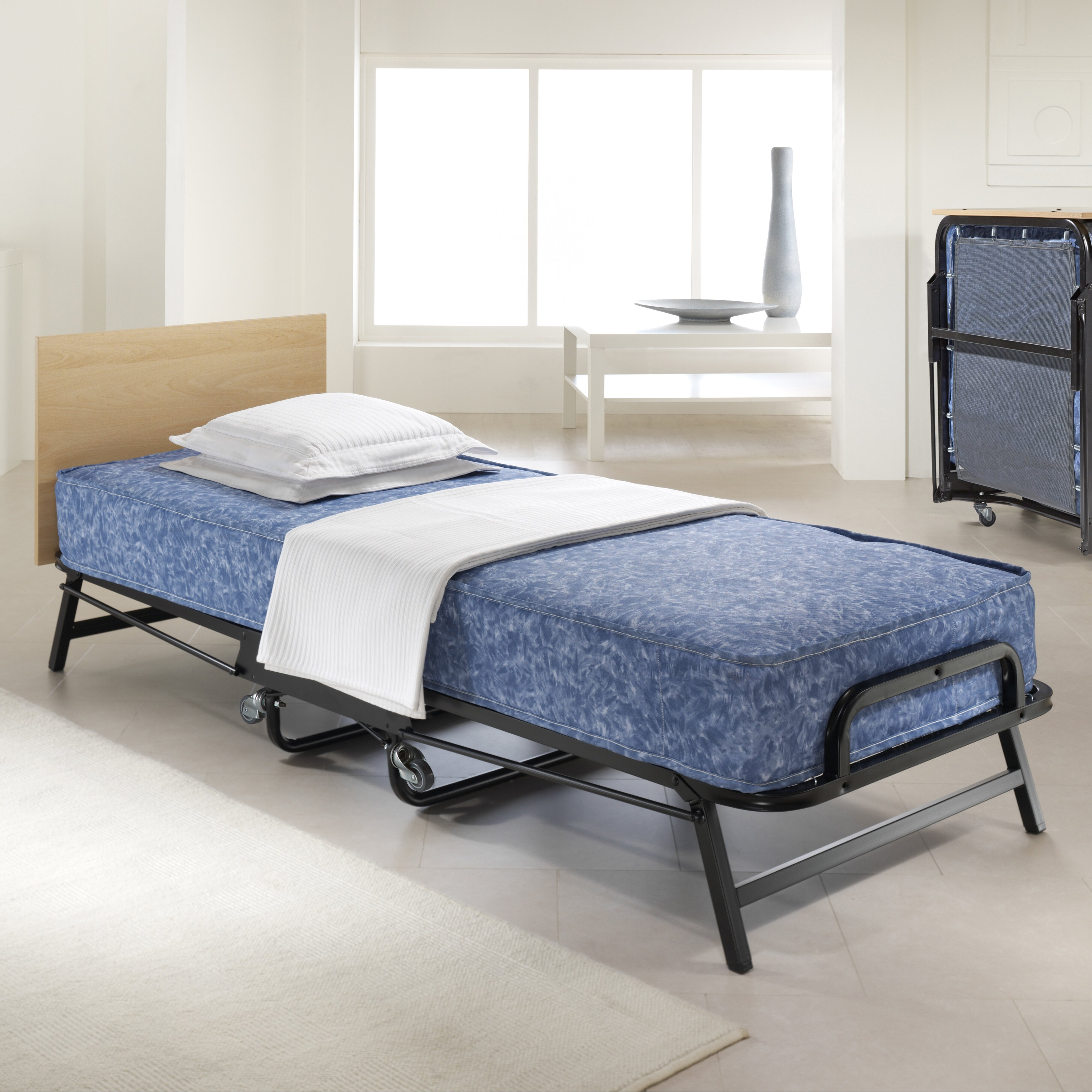 Folding Beds Reviews : Jay be crown windermere folding bed reviews wayfair uk