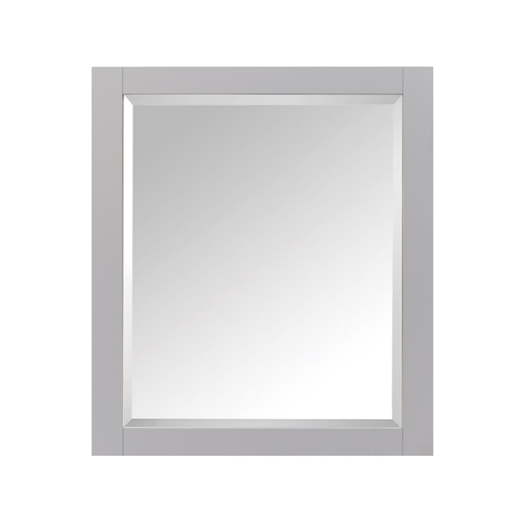 Avanity 14000 mirror wall mounted cabinet wayfair - Wall mounted mirrored bathroom cabinet ...