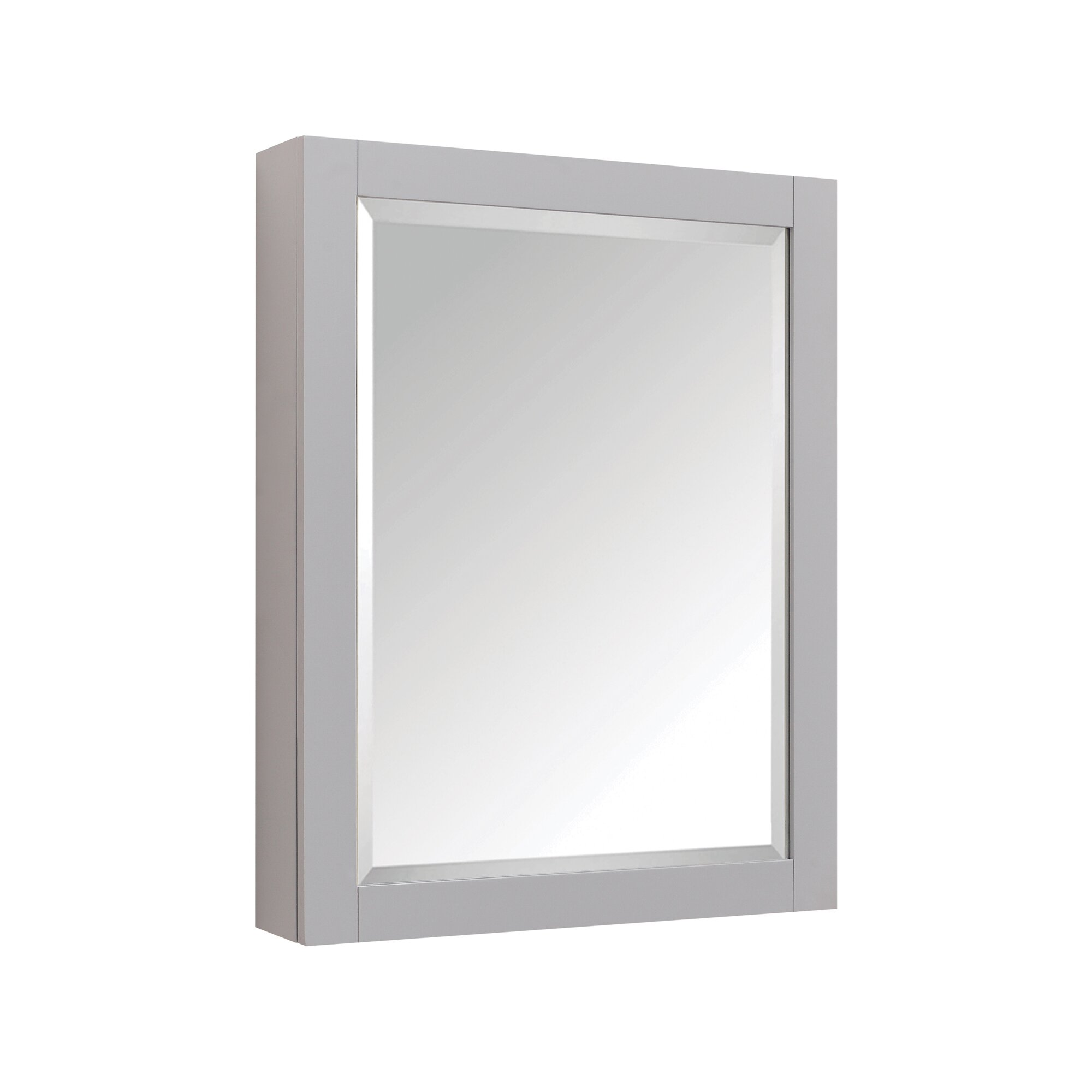Vanity Light Over Surface Mounted Medicine Cabinet : Avanity Surface Mount Medicine Cabinet Wayfair.ca