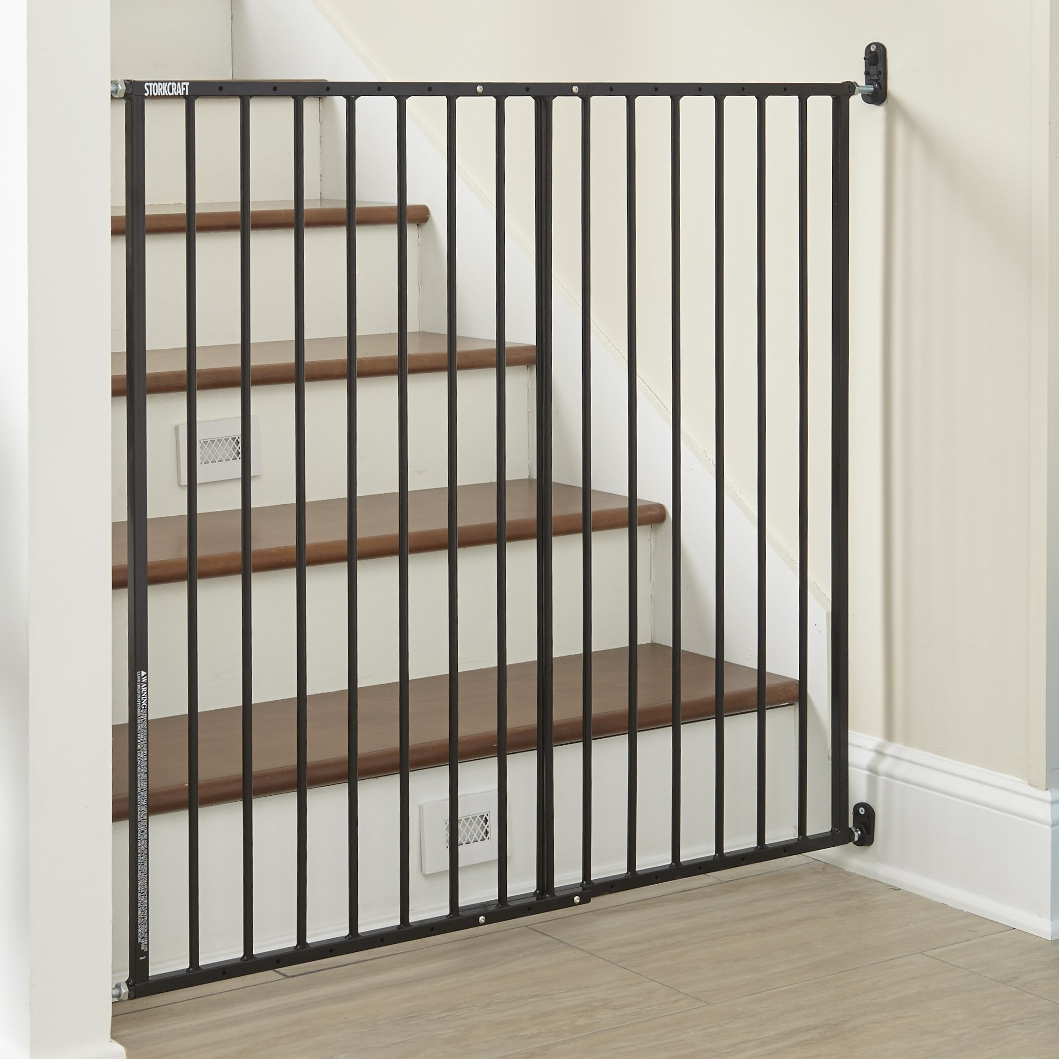 Storkcraft Easy Walk Thru Tall Metal Safety Gate Amp Reviews