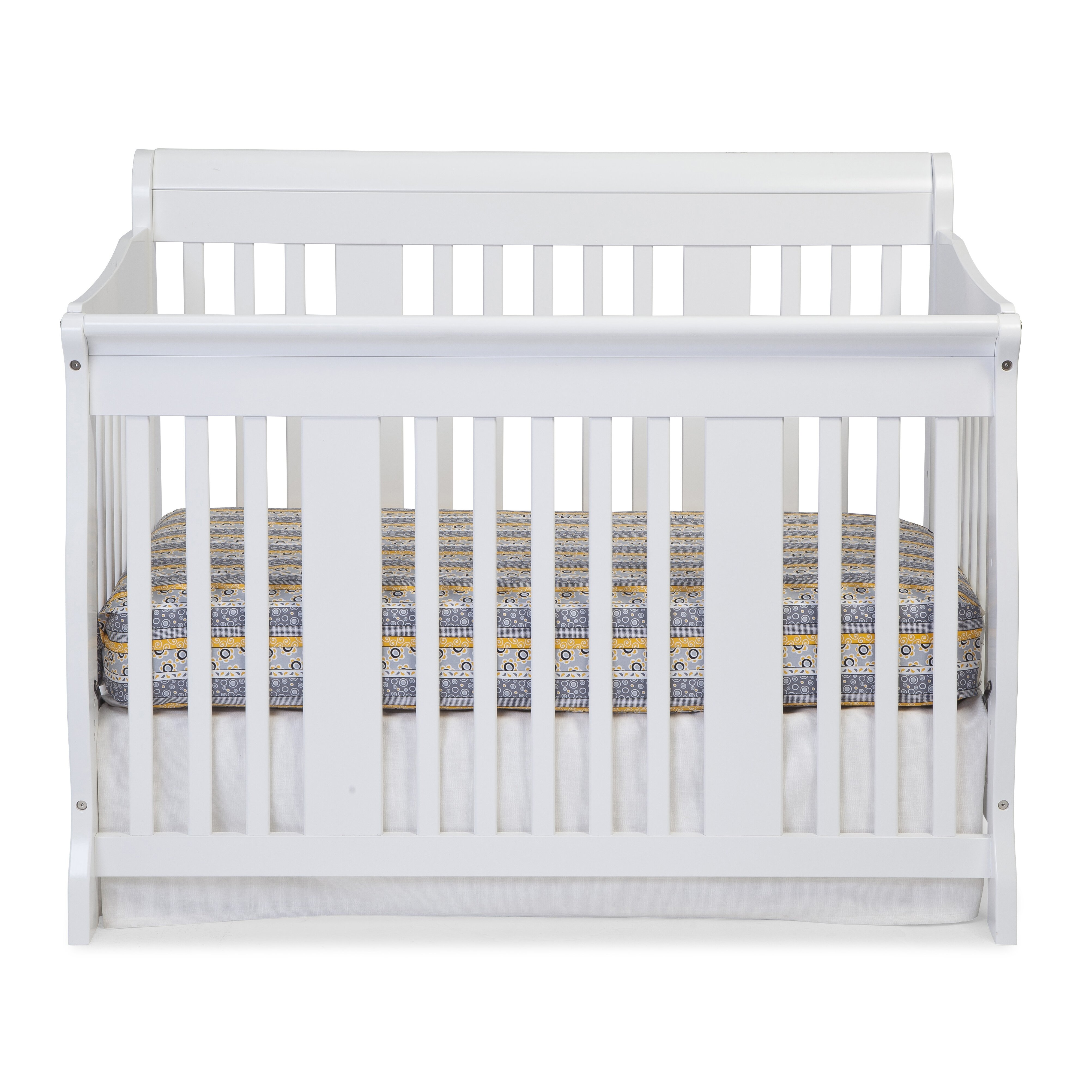 Storkcraft Tuscany 4 In 1 Convertible Crib Amp Reviews Wayfair
