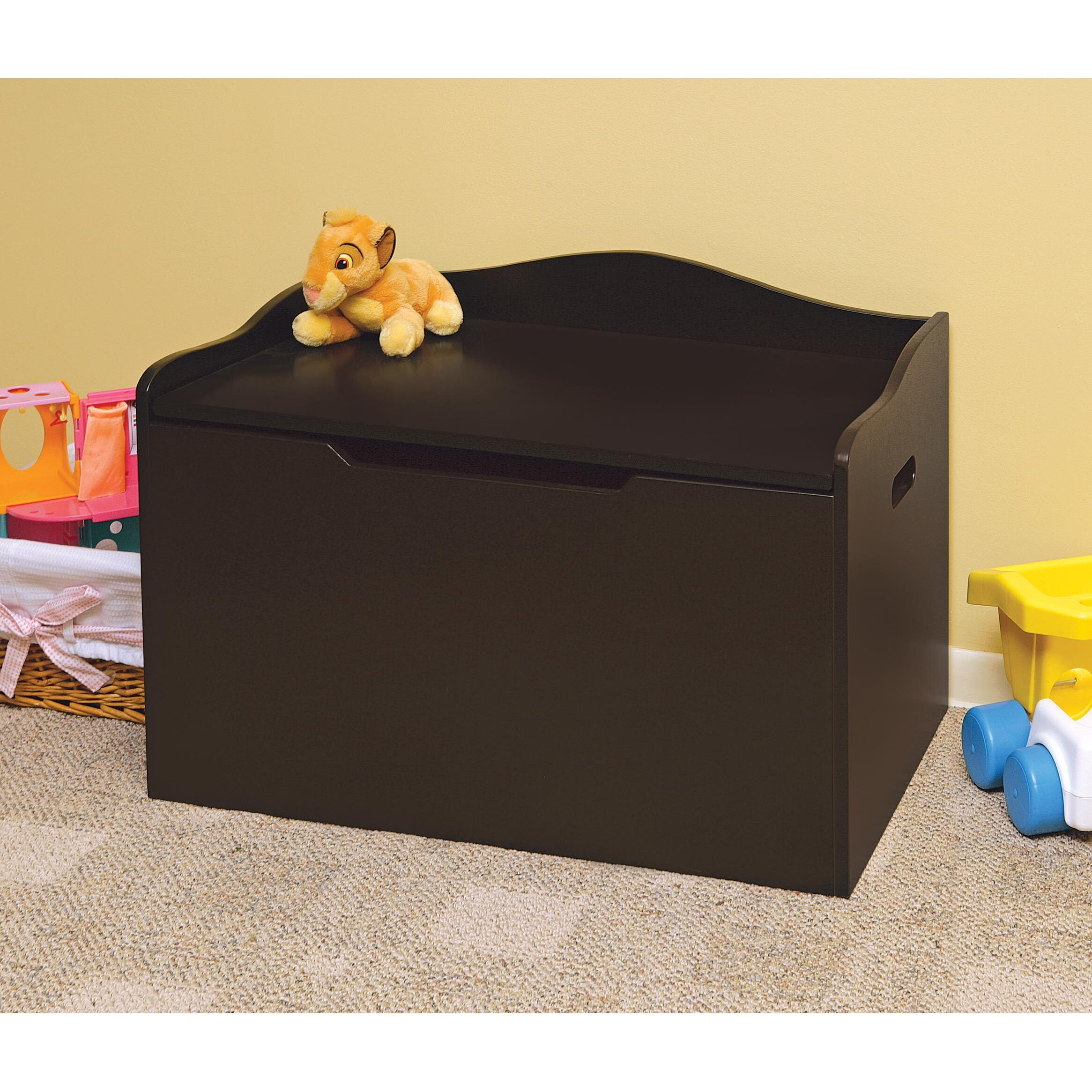 Badger Basket Bench Top Toy Box Amp Reviews Wayfair