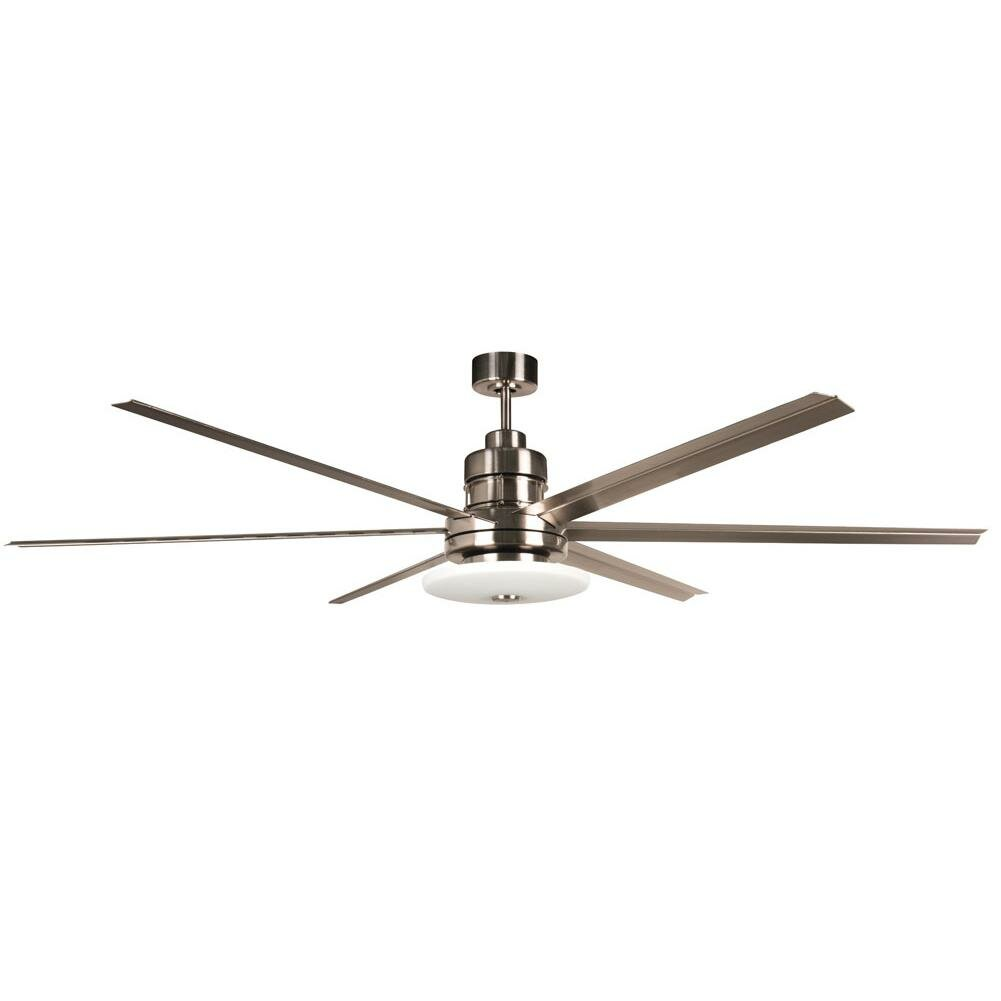Craftmade 72 Quot Mondo 6 Blade Ceiling Fan Amp Reviews Wayfair