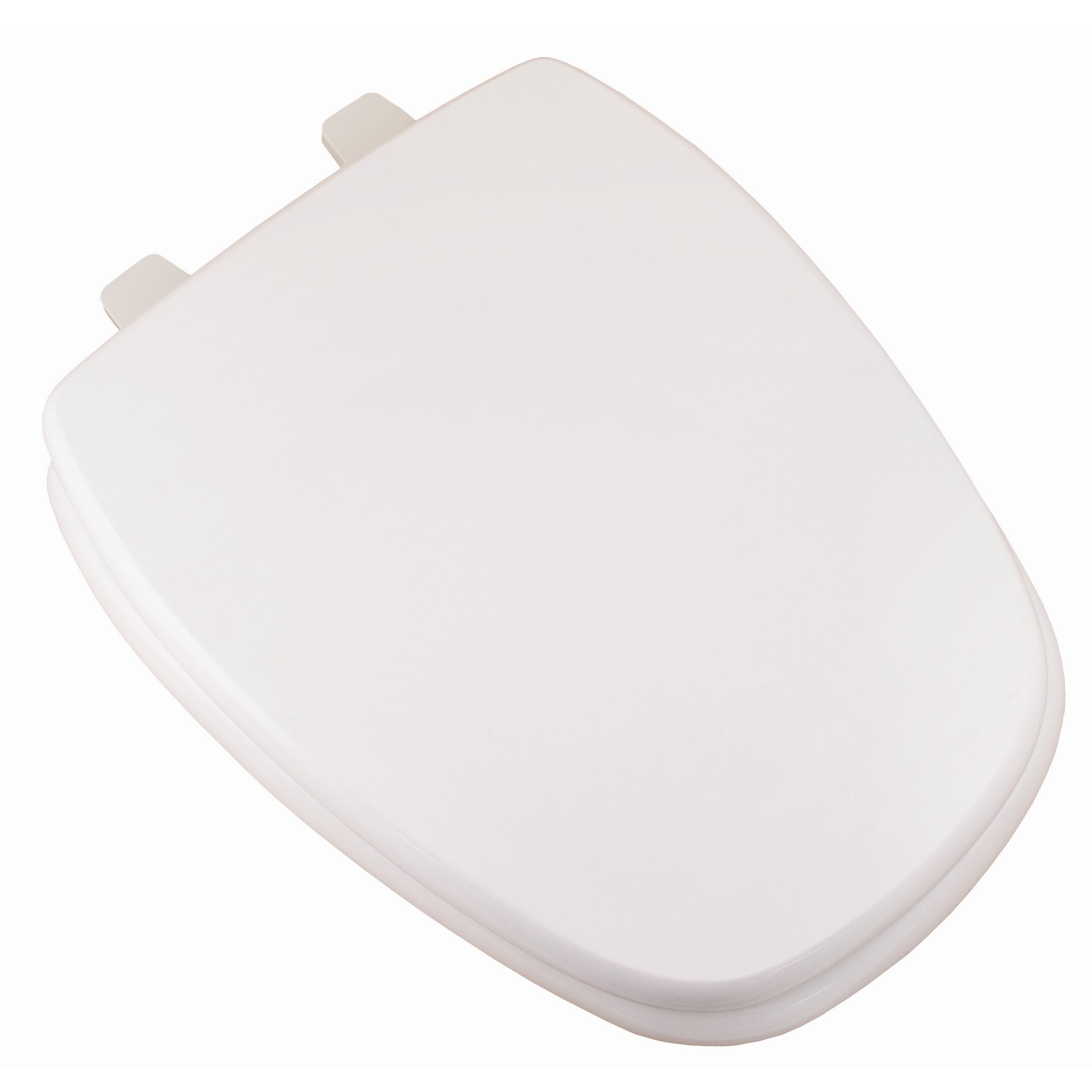 Comfort Seats Deluxe Square Front Elongated Toilet Seat Reviews Wayfa