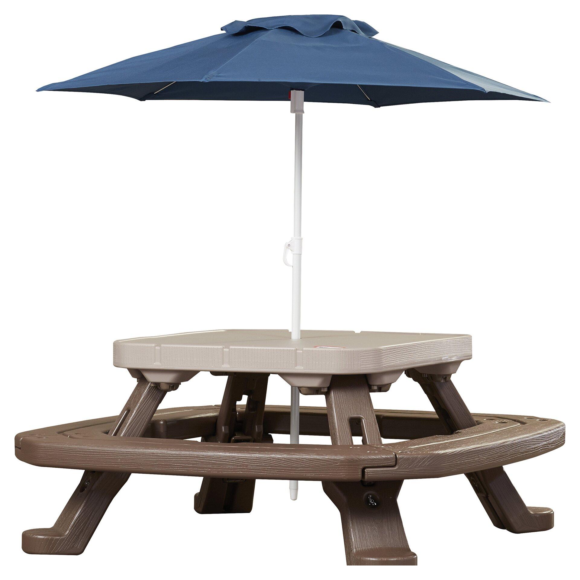 Little Tikes Endless Adventures Fold 'n Store Umbrella