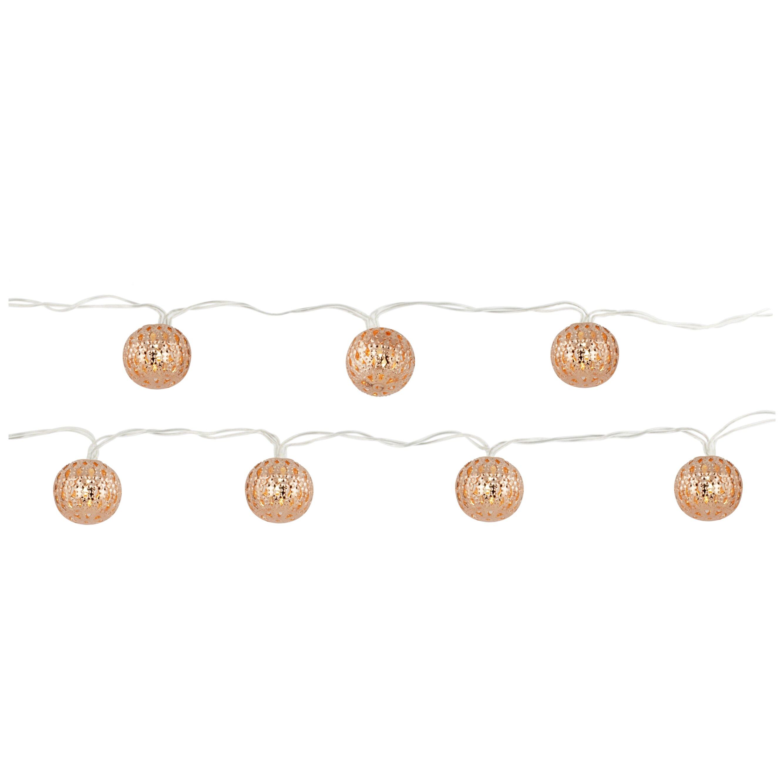 Kikkerland 10-Light Globe String Lights & Reviews Wayfair.ca