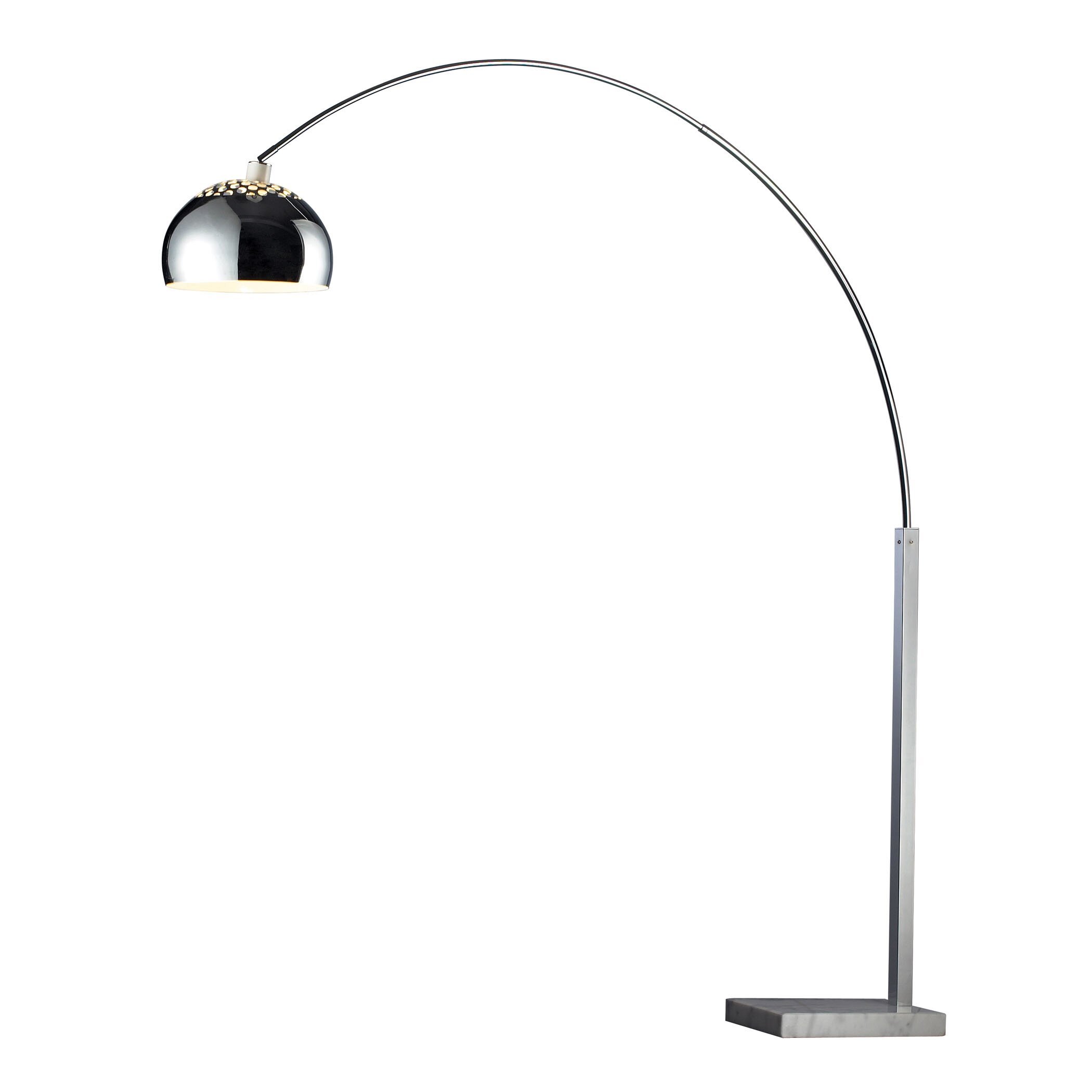 dimond lighting penbrook 79 arched floor lamp reviews. Black Bedroom Furniture Sets. Home Design Ideas