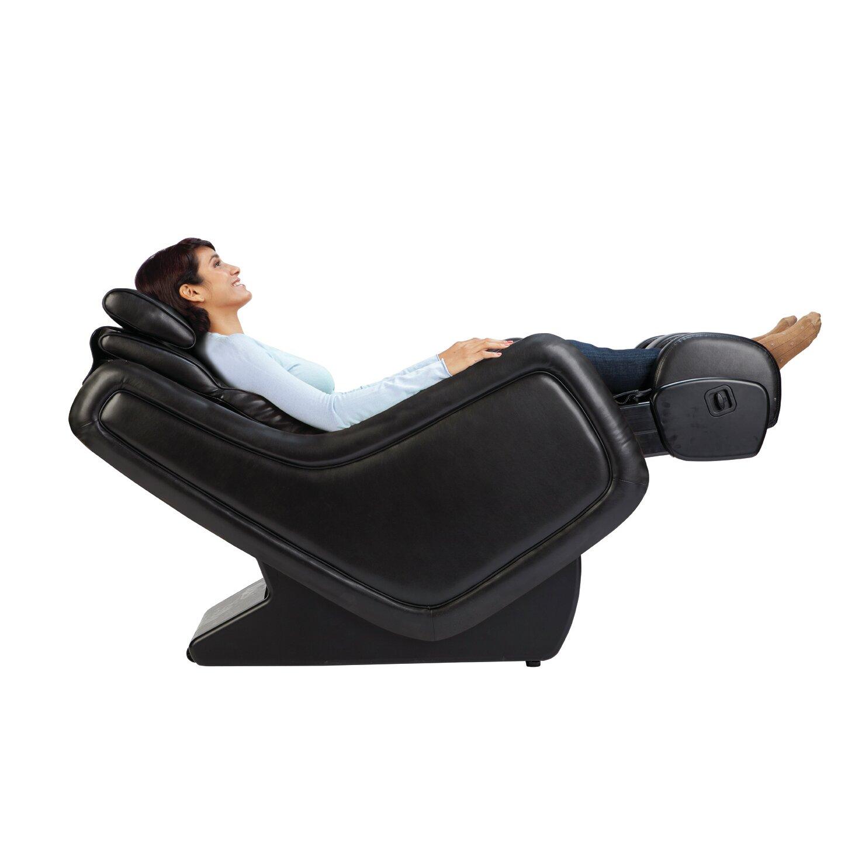 human touch zerog 2 0 zero gravity massage chair reviews wayfair