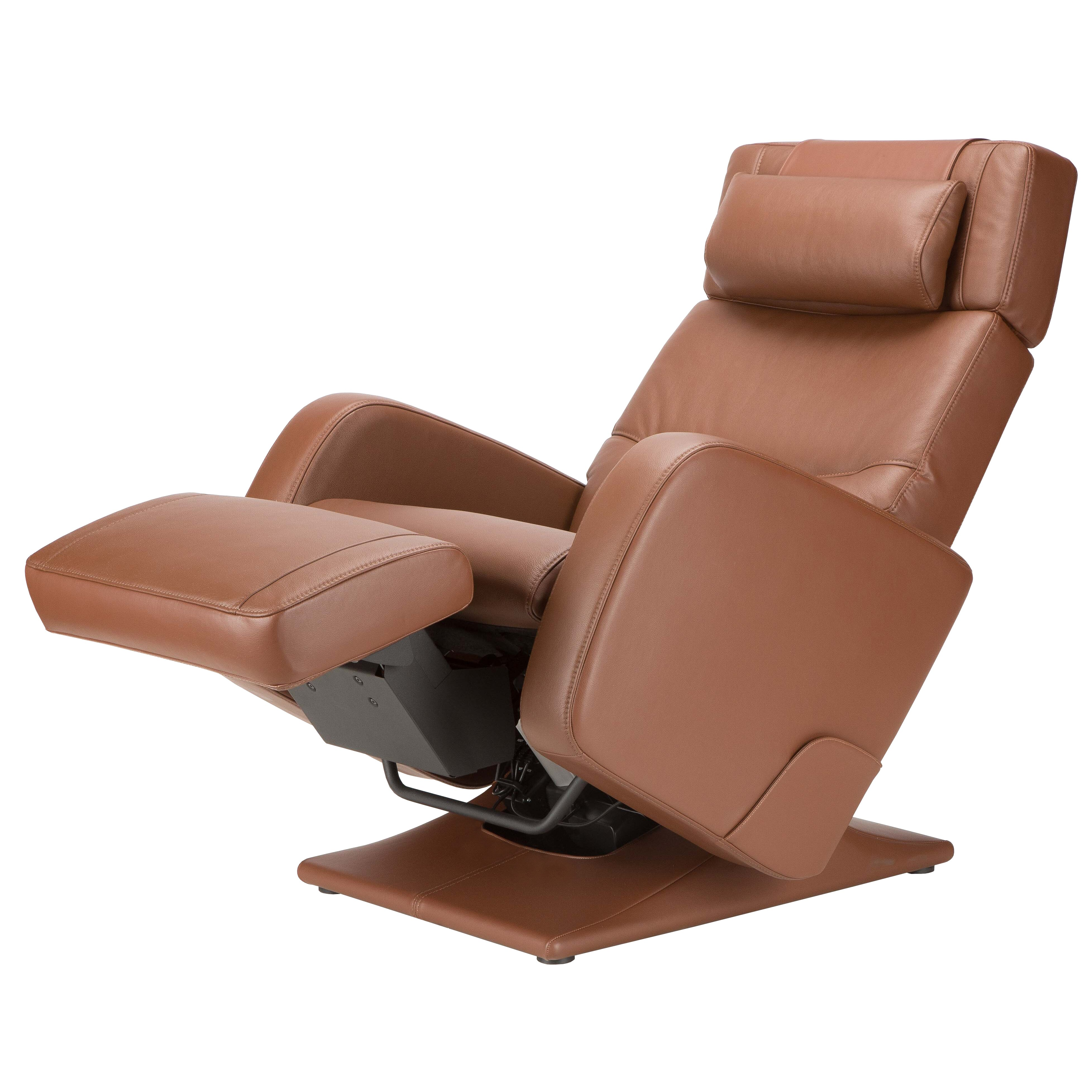 Human Touch Zero Gravity Leather Recliner