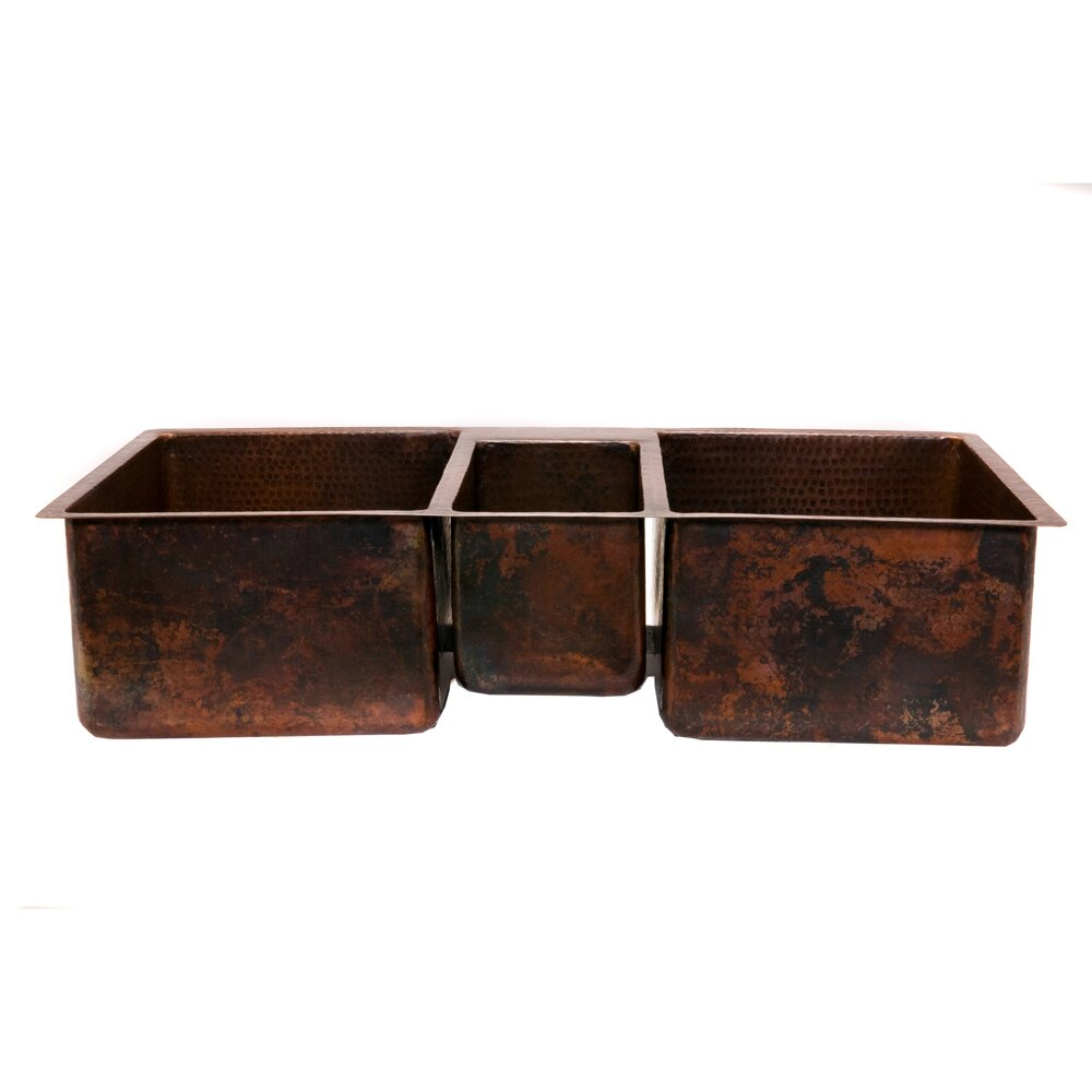 Copper Bowl Sink : Premier Copper Products 42