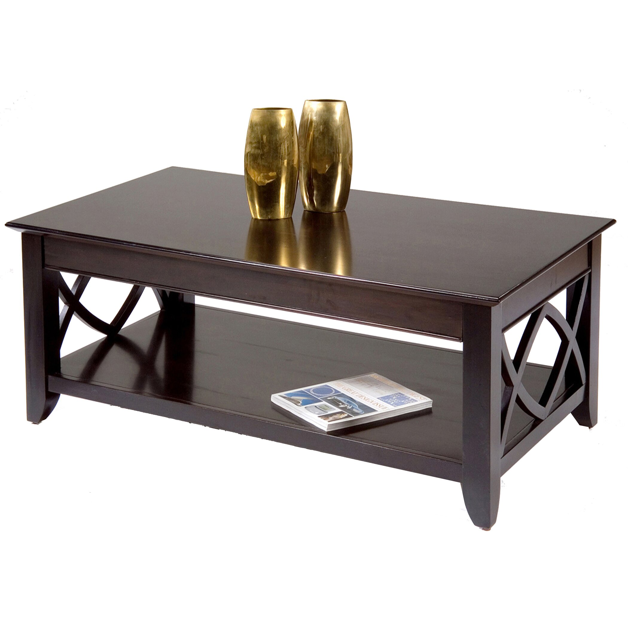 Wildon home coffee table reviews wayfair for Table x reviews