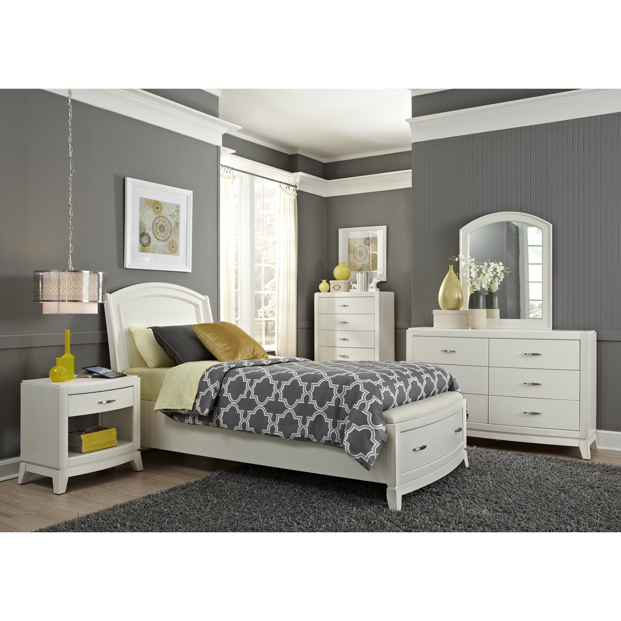 liberty furniture avalon storage platform customizable