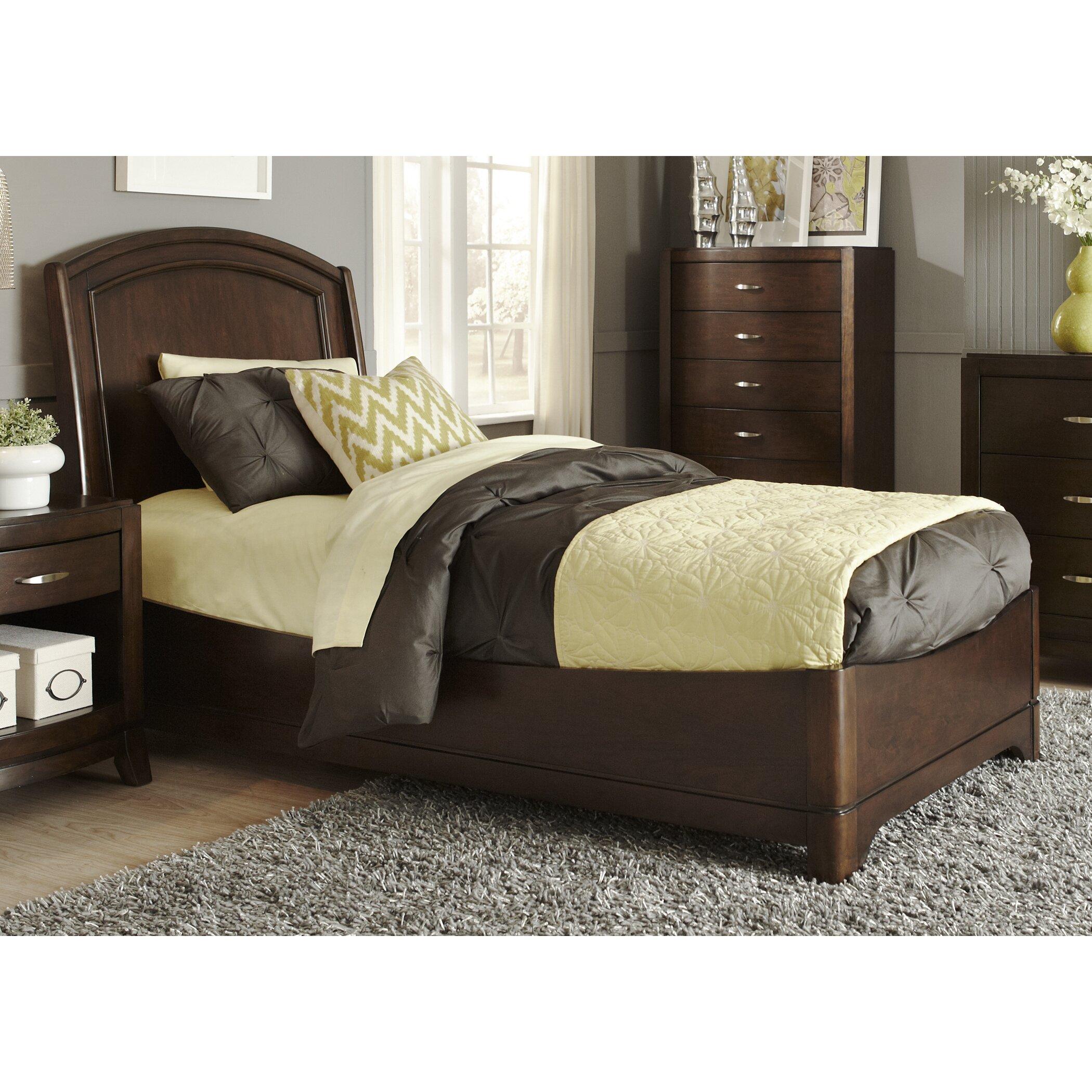 Liberty Furniture Platform Customizable Bedroom Set Reviews Wayfair
