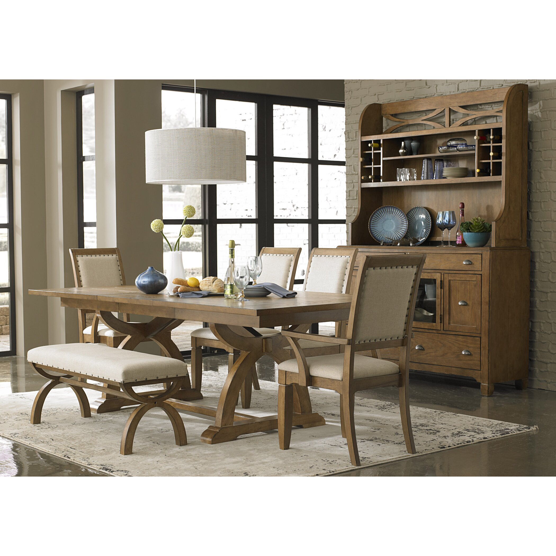 Liberty Dining Room Furniture: Liberty Furniture Town And Country 6 Piece Dining Set