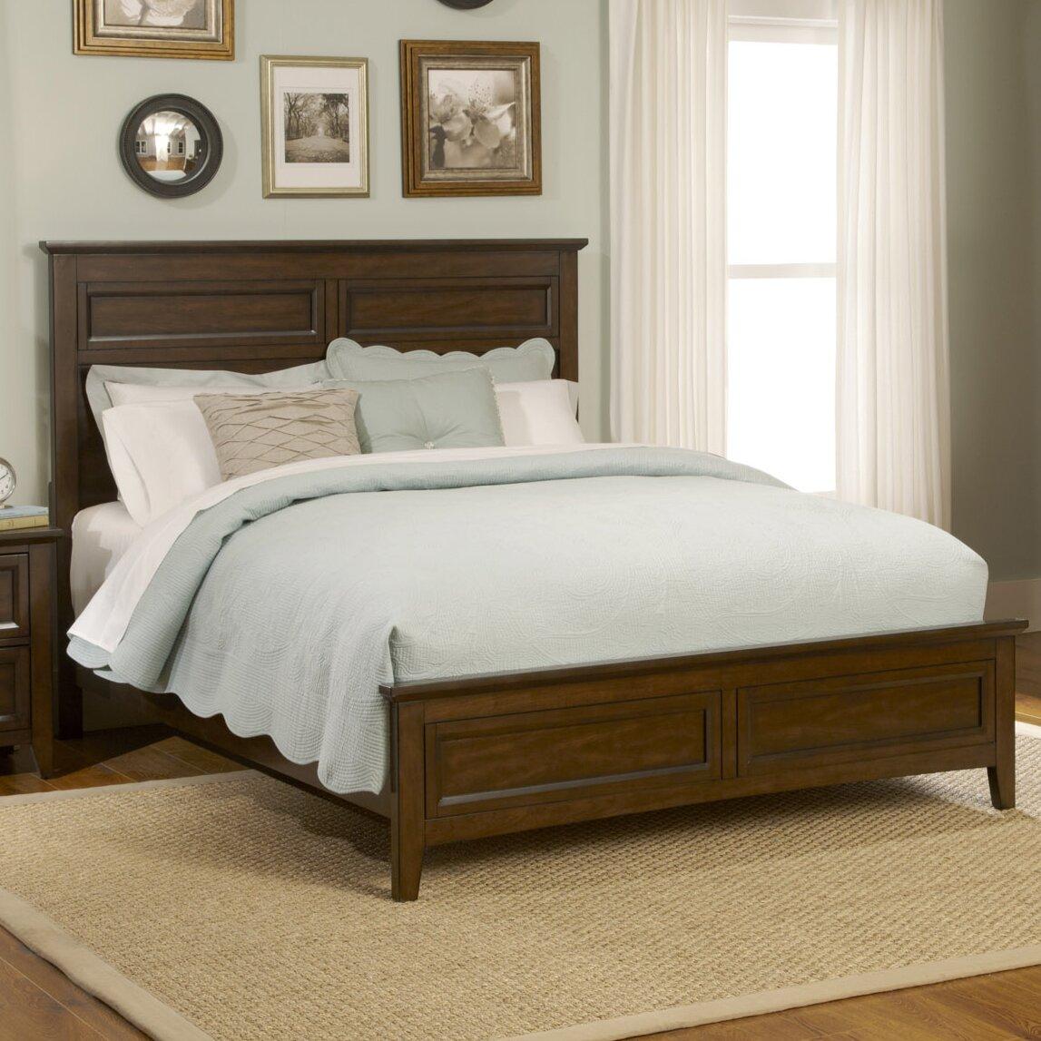 Liberty Furniture Laurel Creek Panel Customizable Bedroom Set Reviews Wayfair