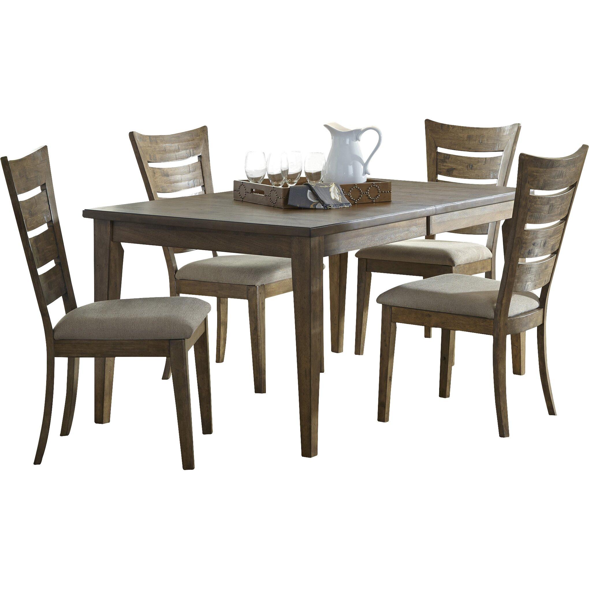 Liberty furniture piece dining set reviews wayfair