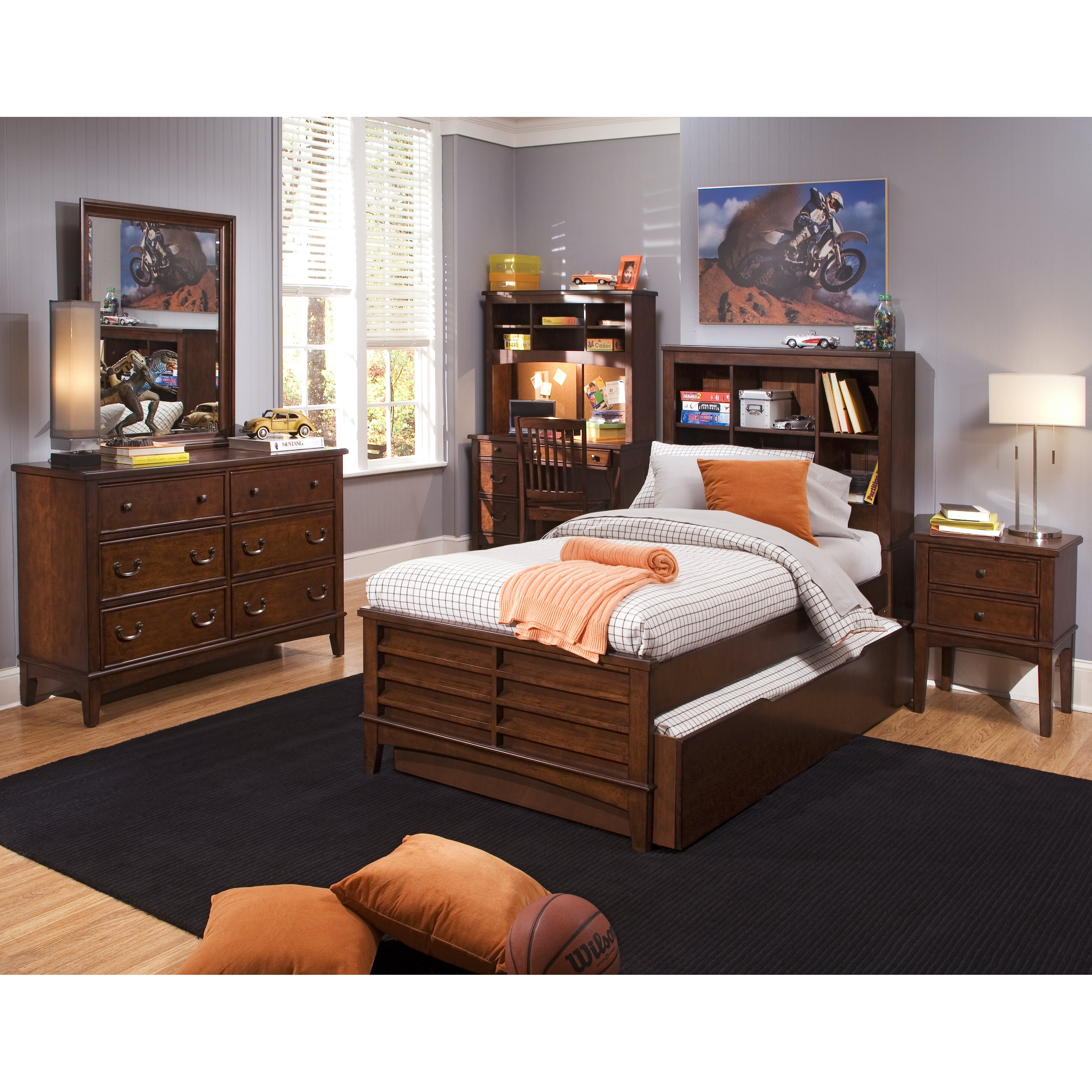 Chelsea Square Youth Bedroom 44 by Liberty Furniture