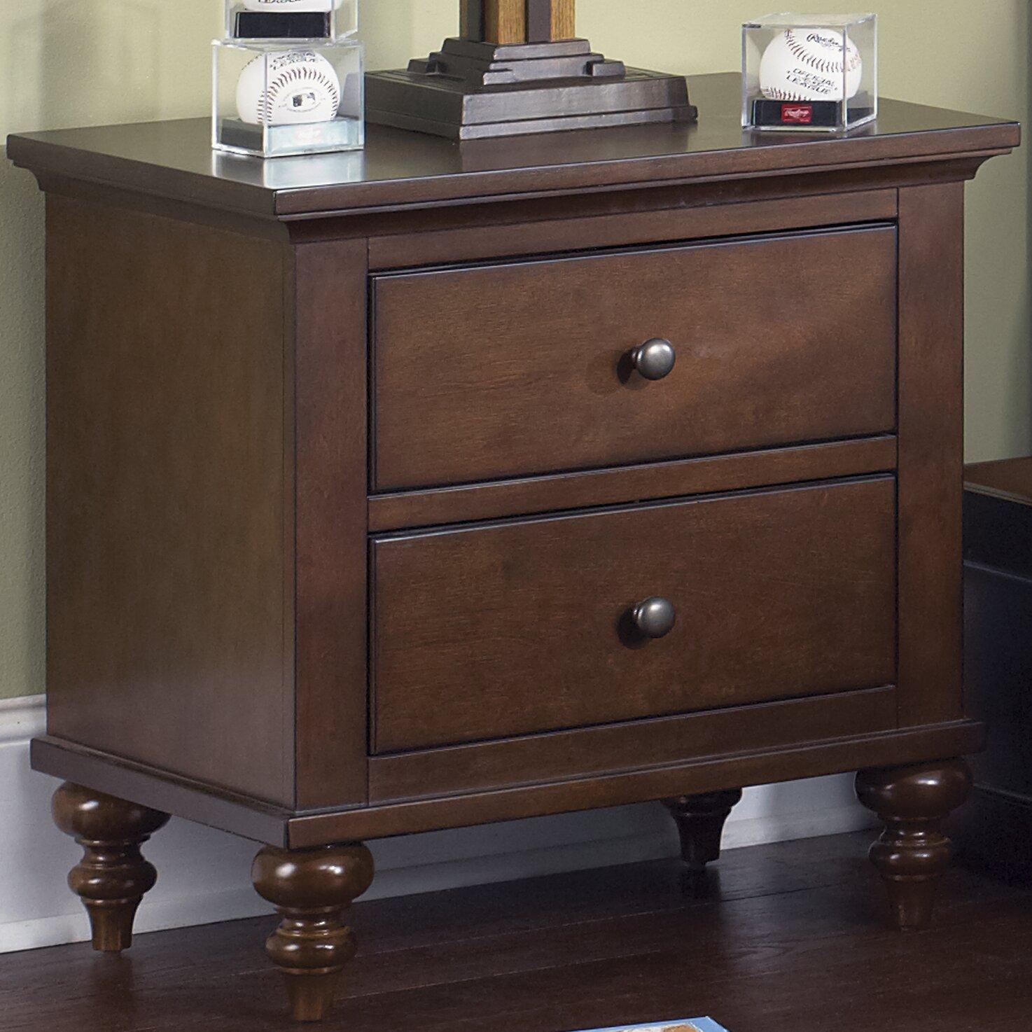 Liberty Furniture Abbott Ridge Panel Customizable Bedroom Set Reviews Wayfair