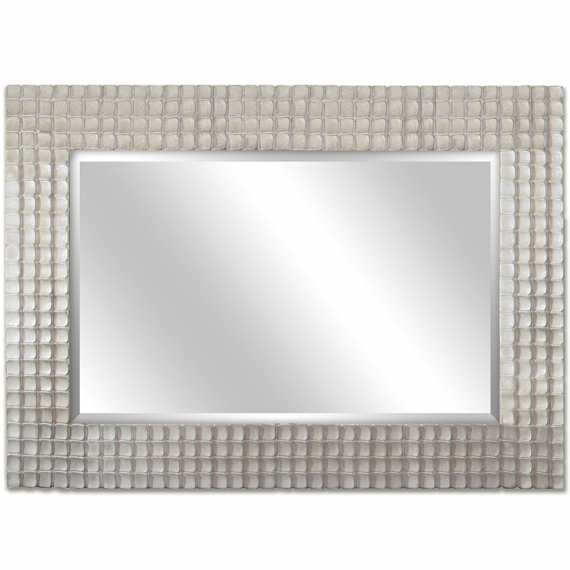 Yosemite home decor framed wall mirror reviews wayfair for Mirror 120 x 60