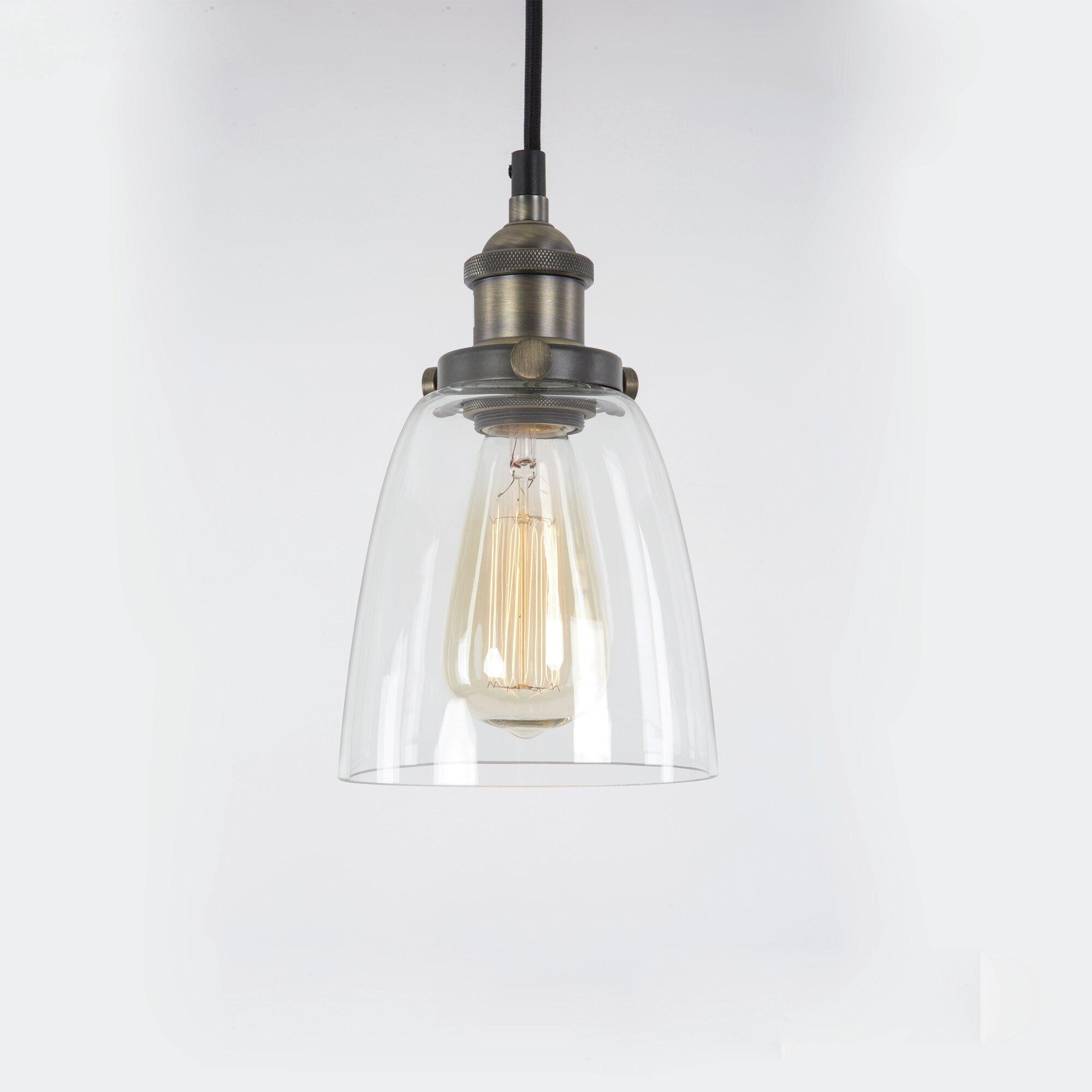 yosemite home decor 1 light mini pendant wayfair On home decorations mini pendant