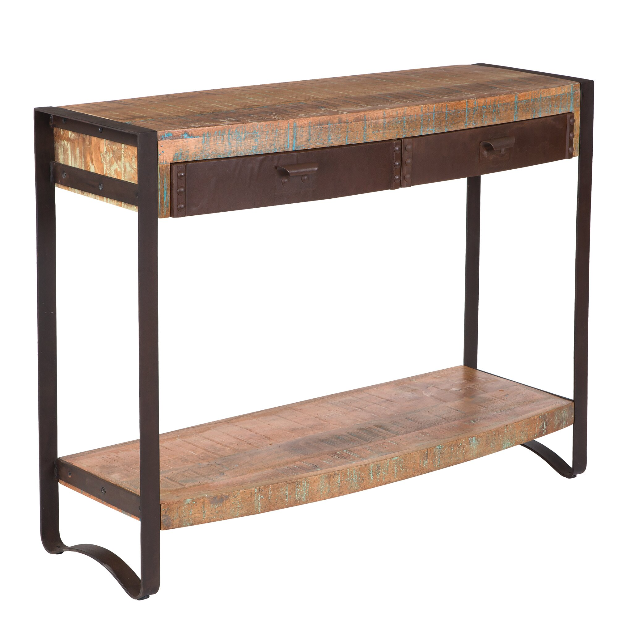 yosemite home decor console table. Black Bedroom Furniture Sets. Home Design Ideas