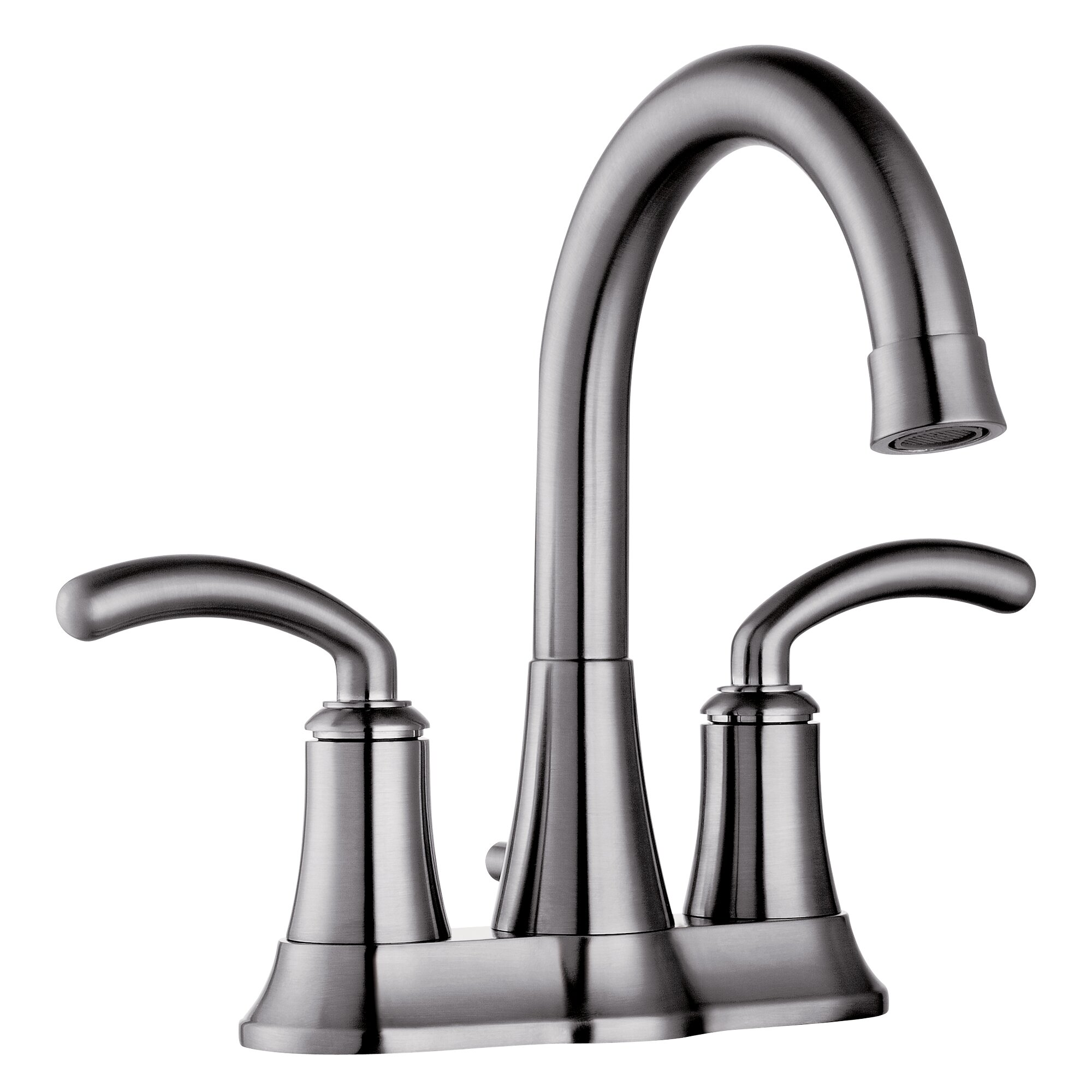 Yosemite home decor faucets 2 handle centerset faucet standard bathroom faucet with pop up drain - Decorative bathroom faucets ...