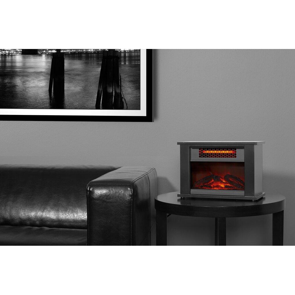 Lifesmart Lifezone 750 Watts Table Top Infrared Heater ...
